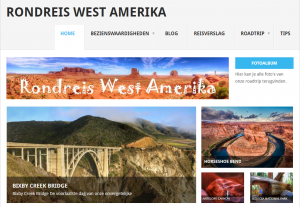 Rondreis West Amerika