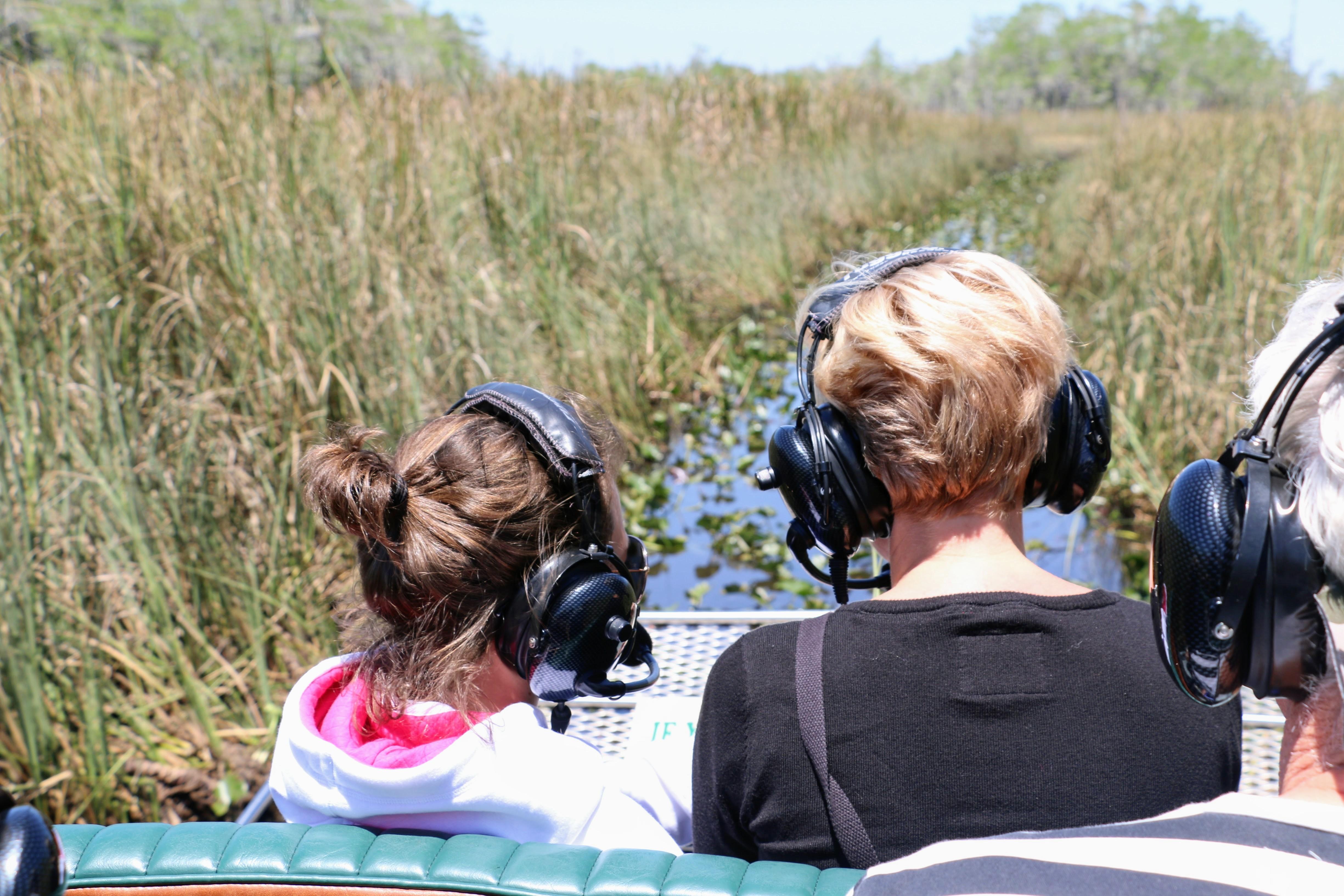 Airboat boeken Everglades