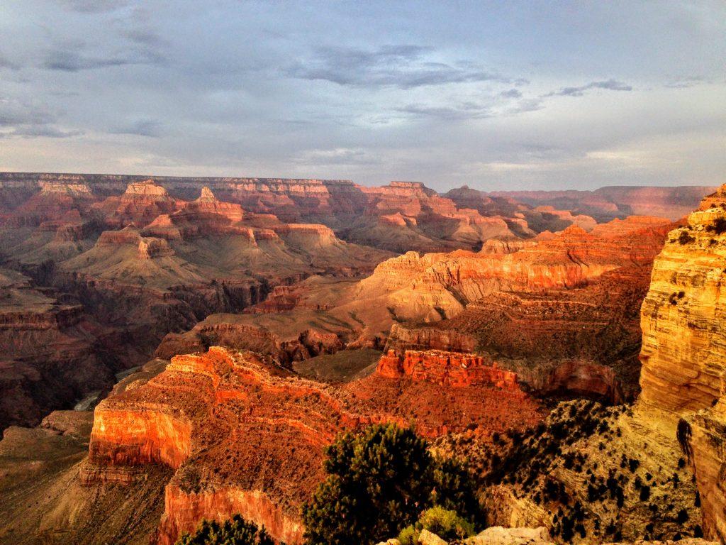 De Grand Canyon bezoeken