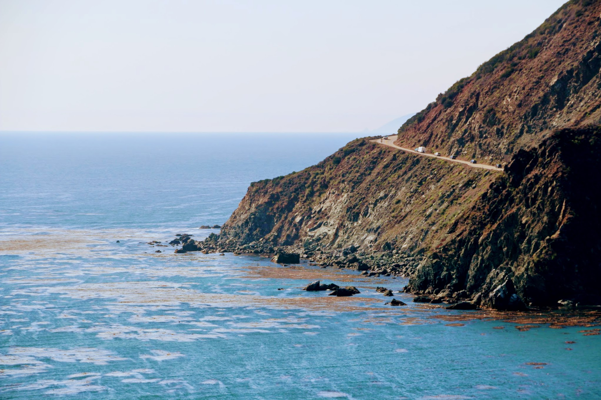 Highway One route