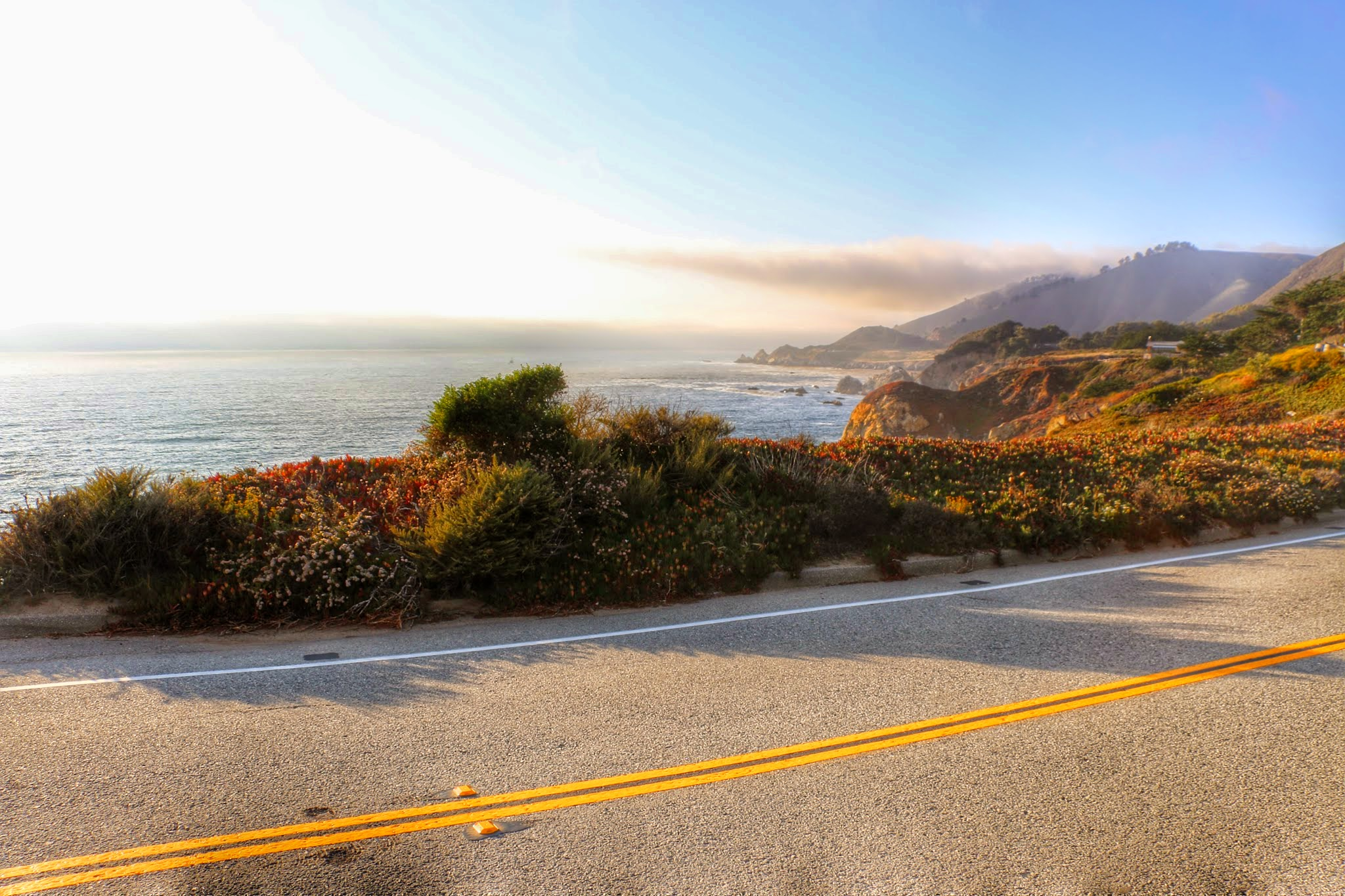 Highway One in Californië