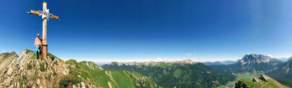 Bergtoppen Zugspitzarena