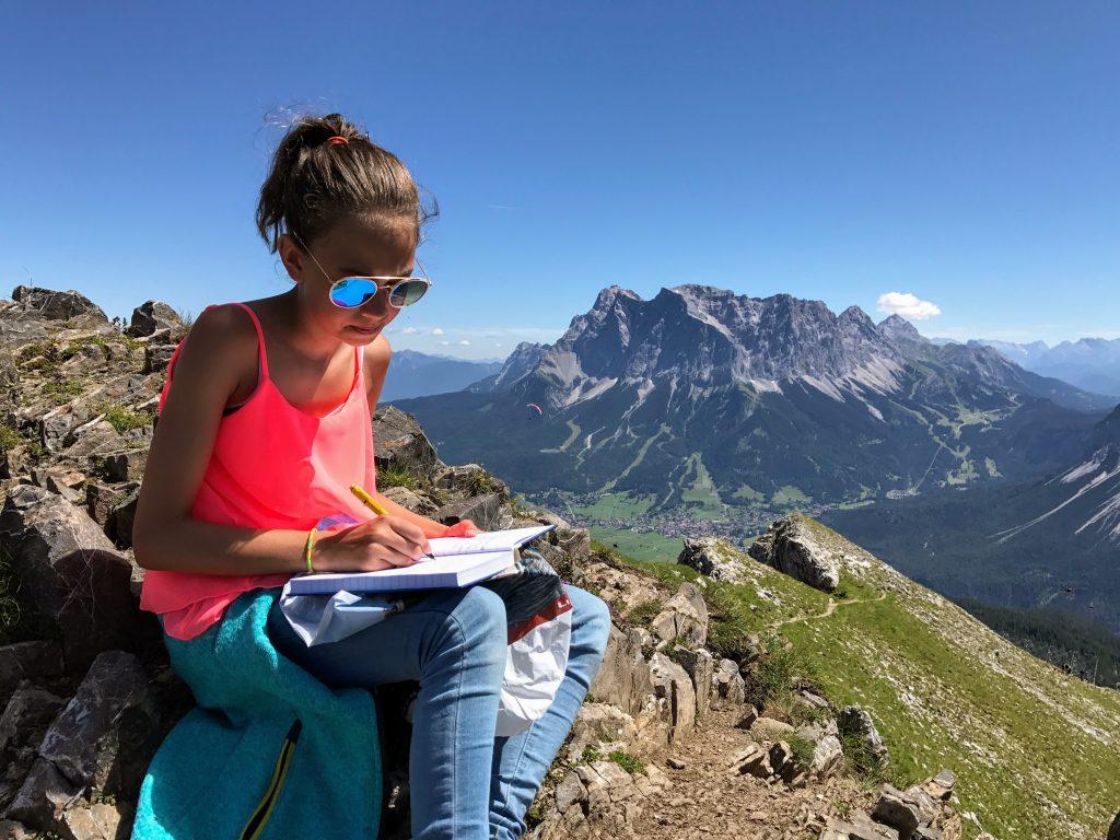 Gipfelbuch Grubigstein