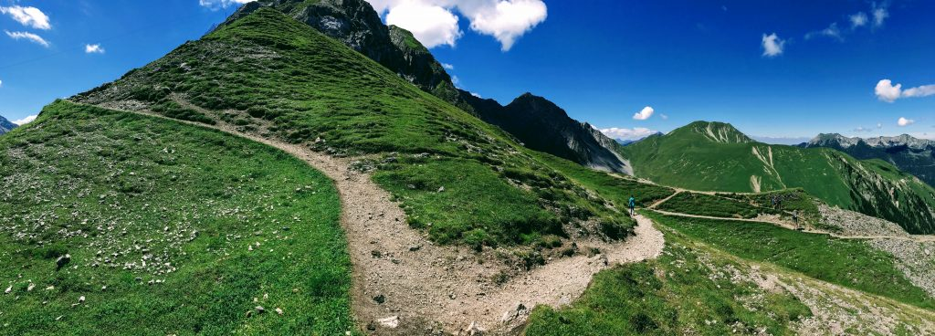 Wandeling Lermoos Grubigstein