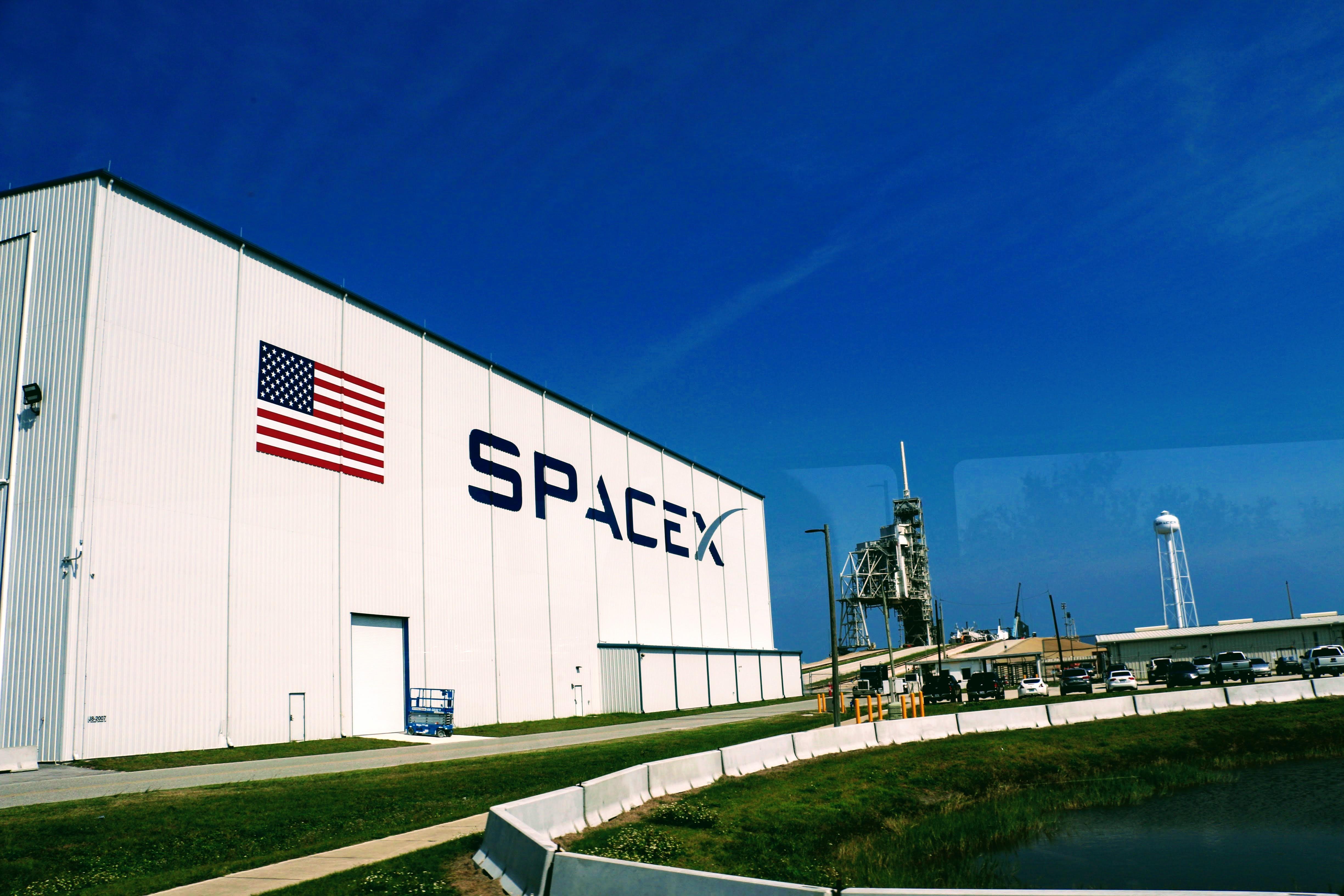 SpaceX bezoeken in Florida