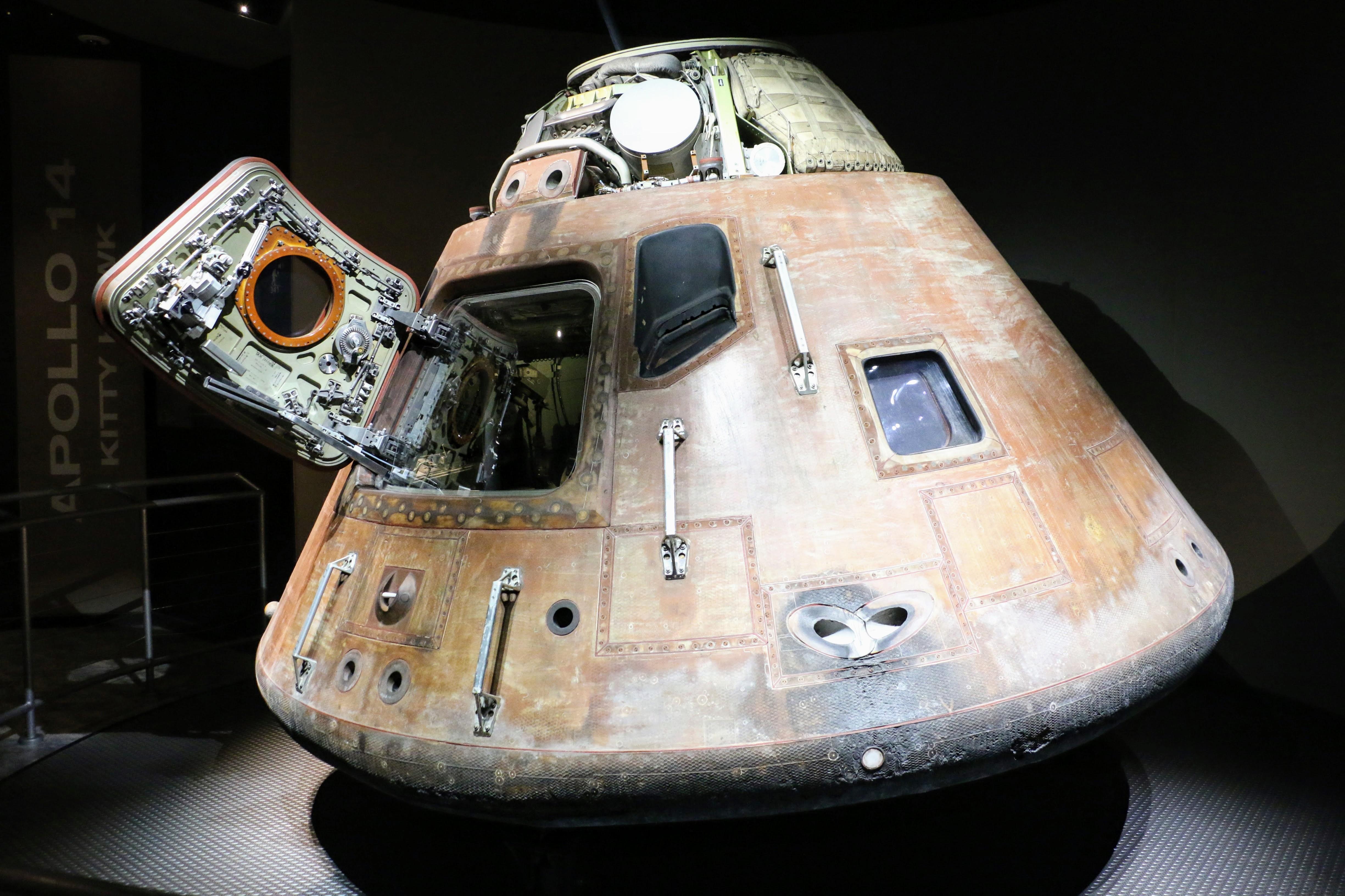 Appolo 14 in het Kennedy Space Center
