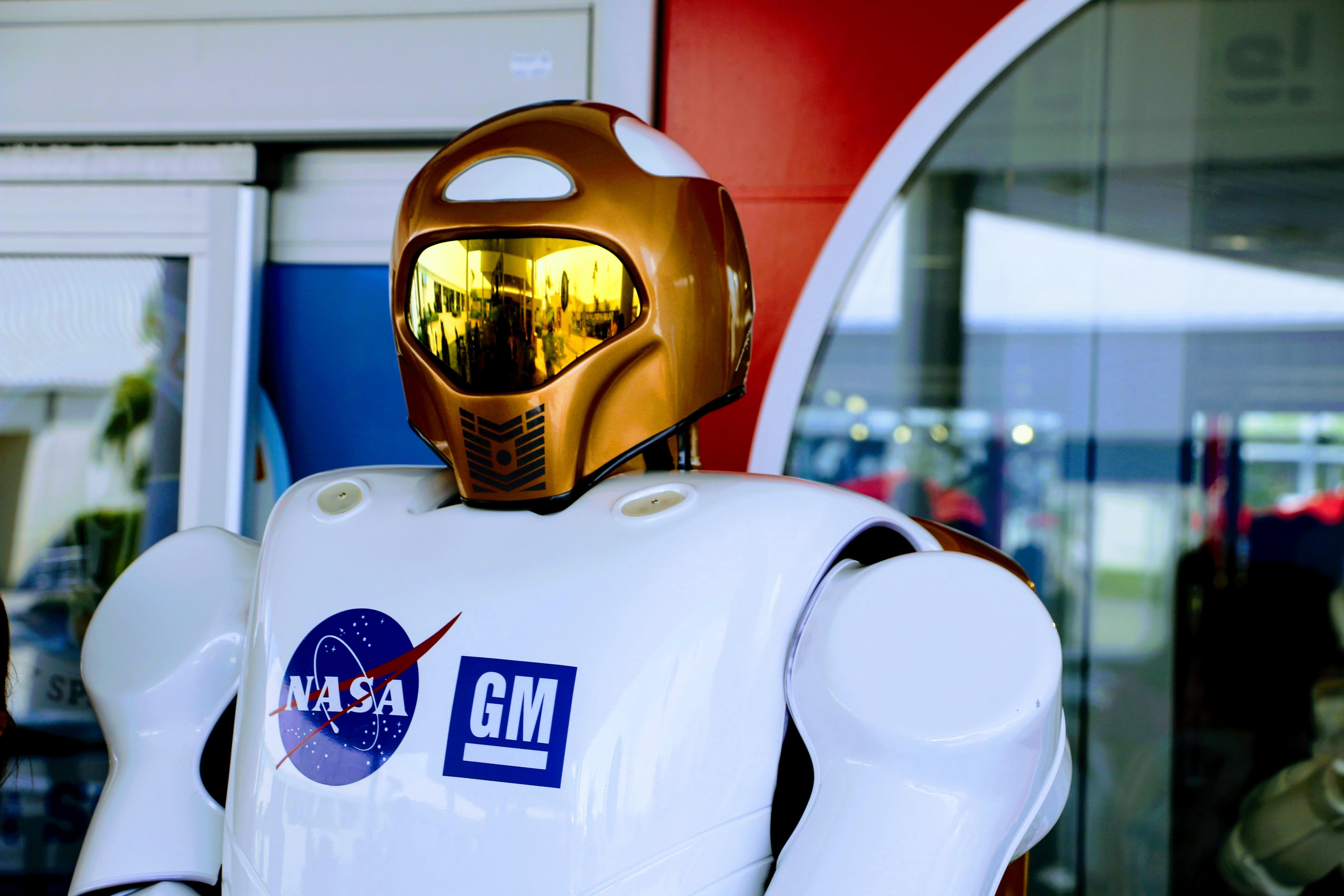 Robot NASA GM