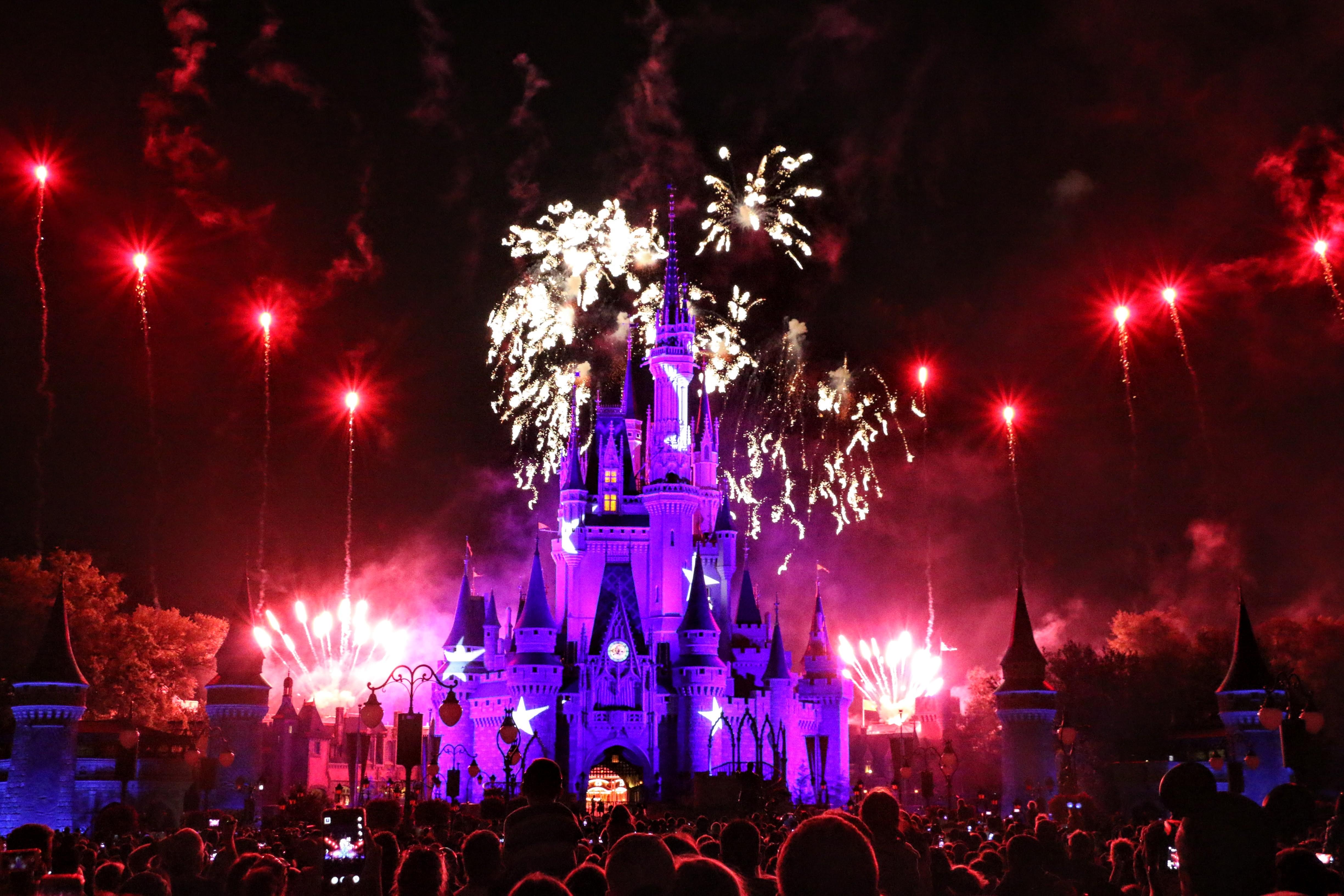 Disneyworld Orlando Social Media live uitzenden