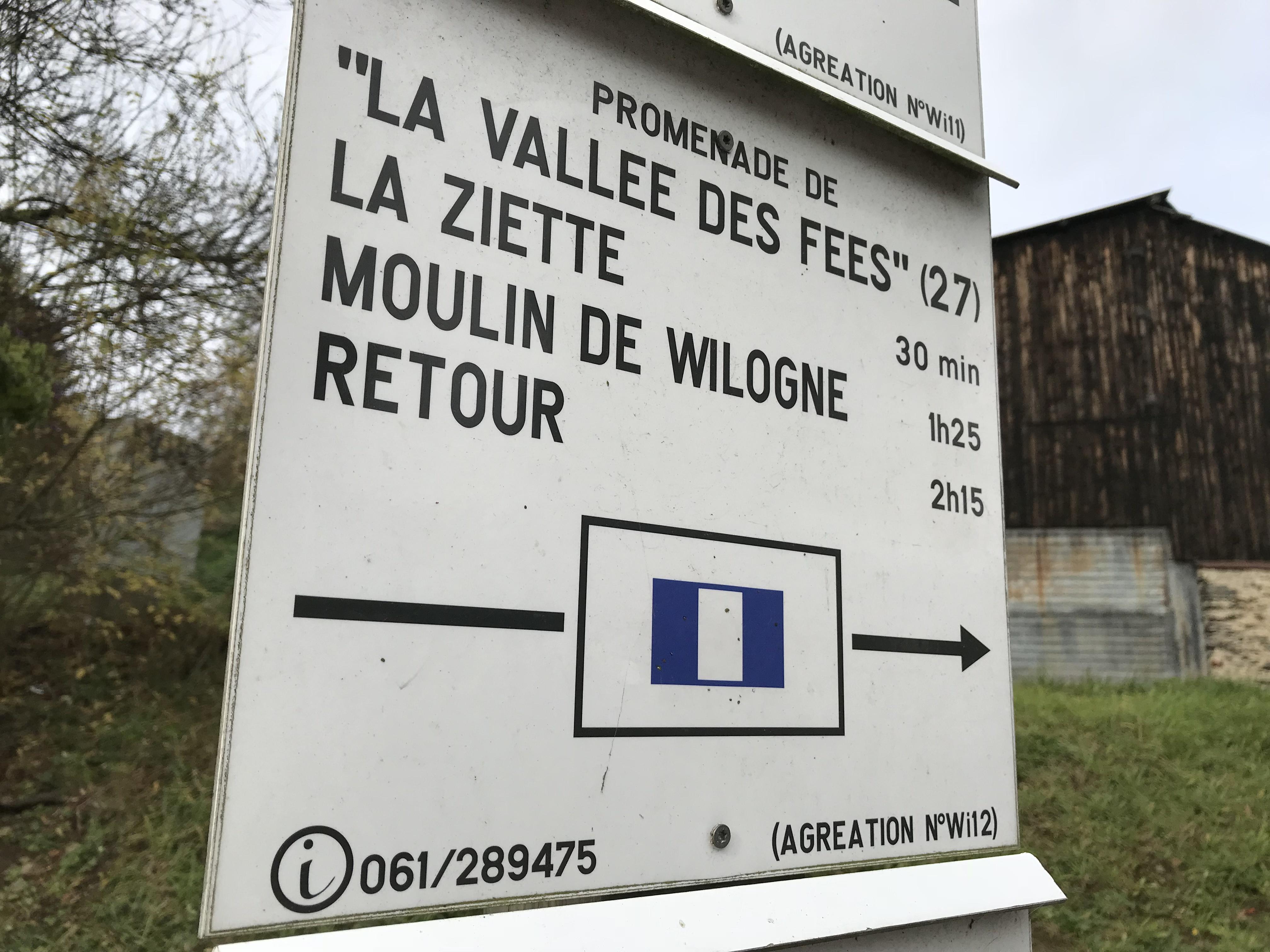 Wandeling Vallée des Fées Achouffe