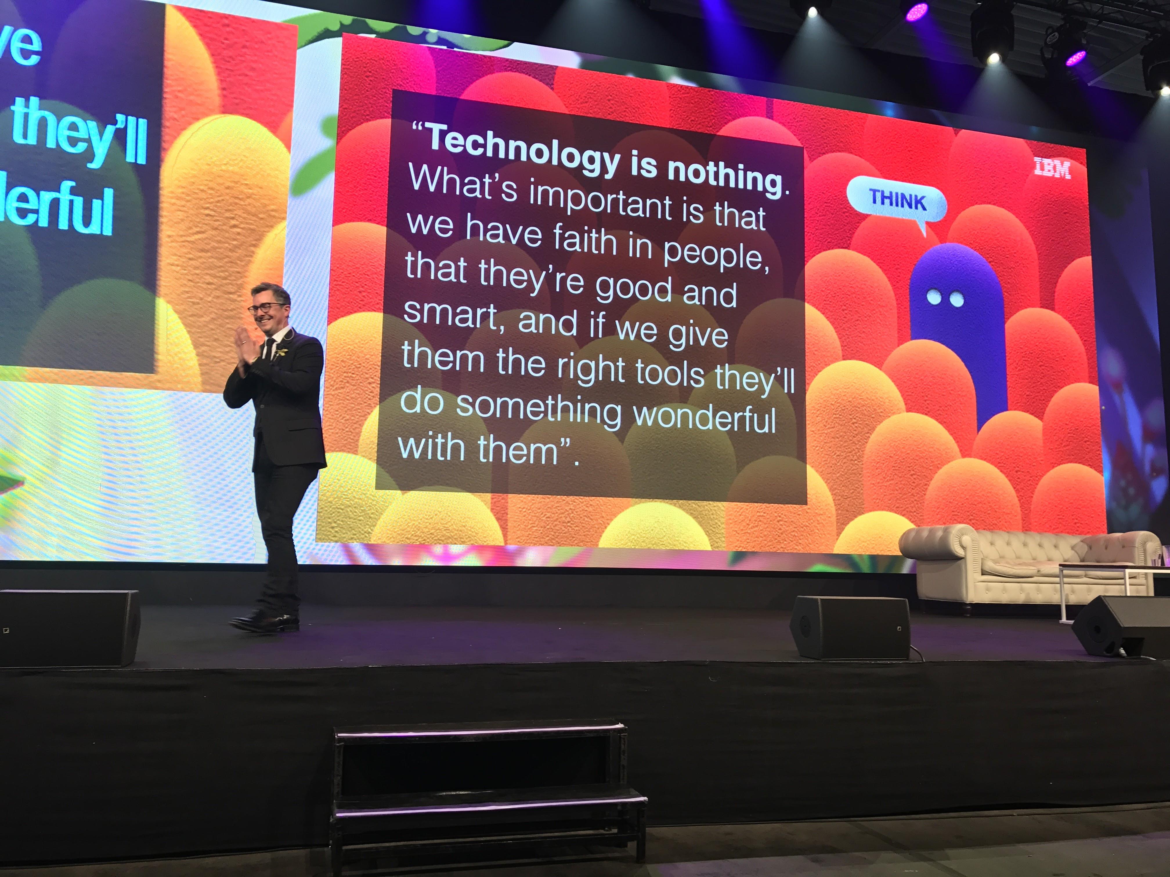 Jeremy Waite - The future of AI in Marketing