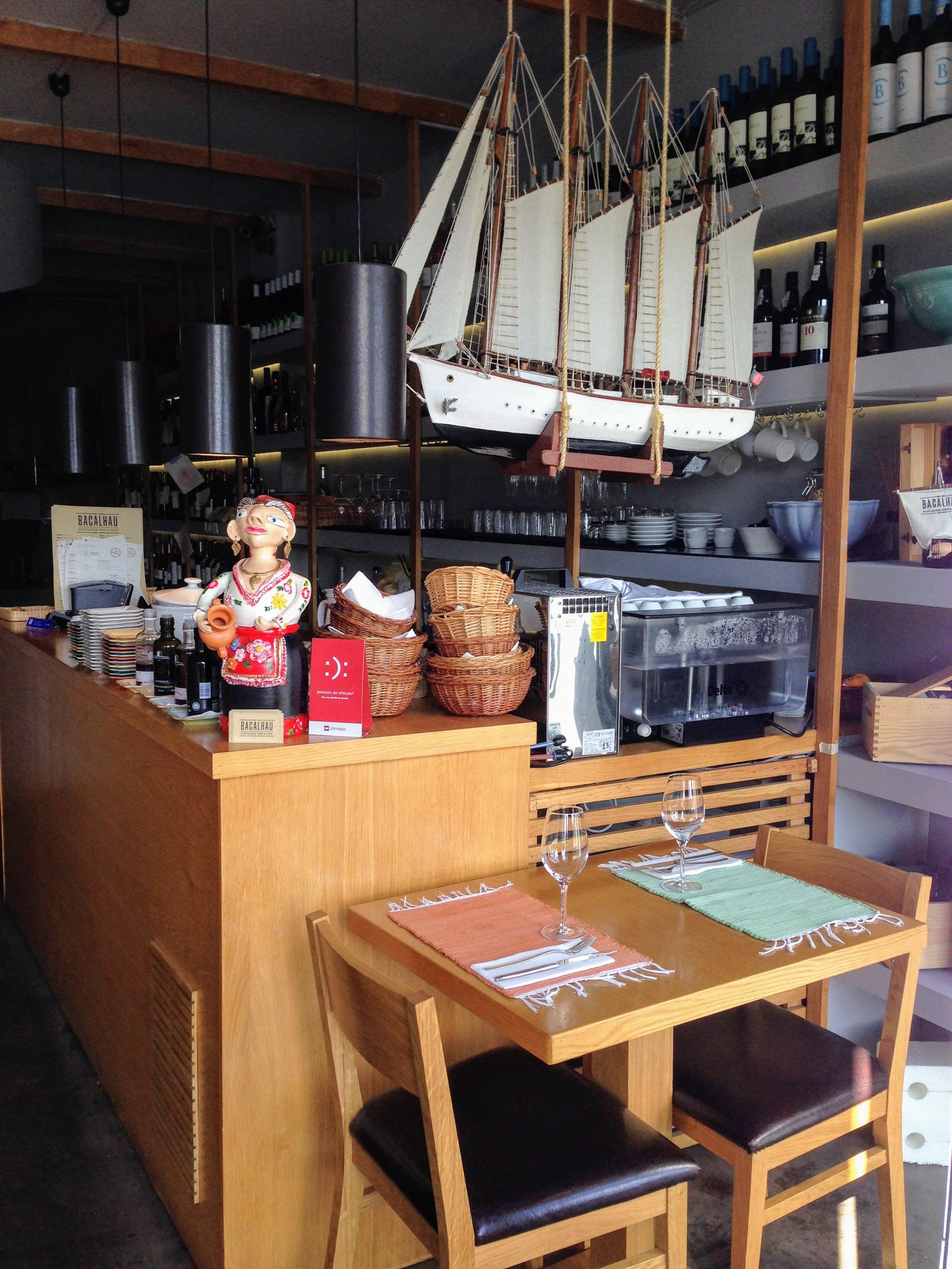 Bacalhau Portuguese Wine & Food