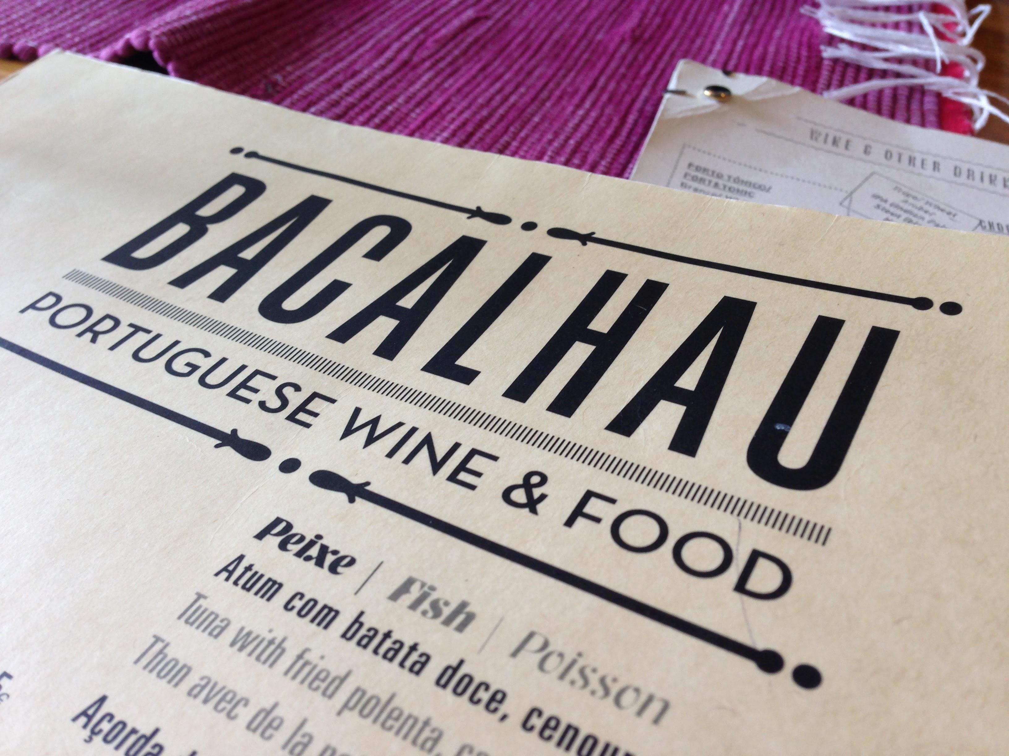Visrestaurant Bacalhau Porto