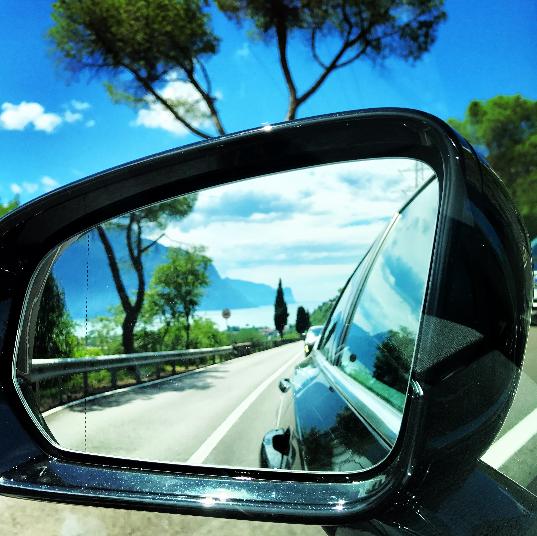 Met de auto in Torbole sul Garda