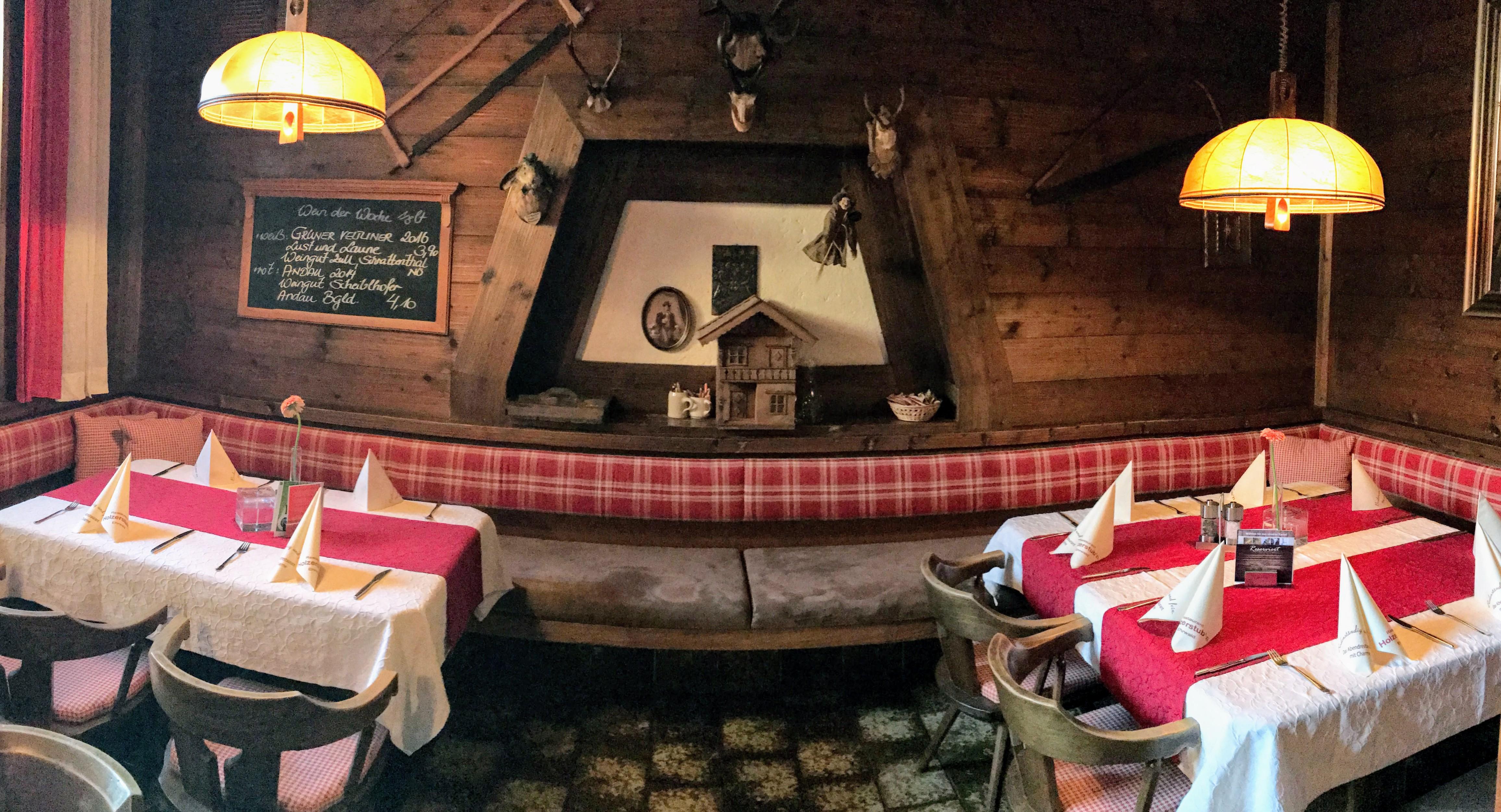 Holzerstubn, Ehrwald