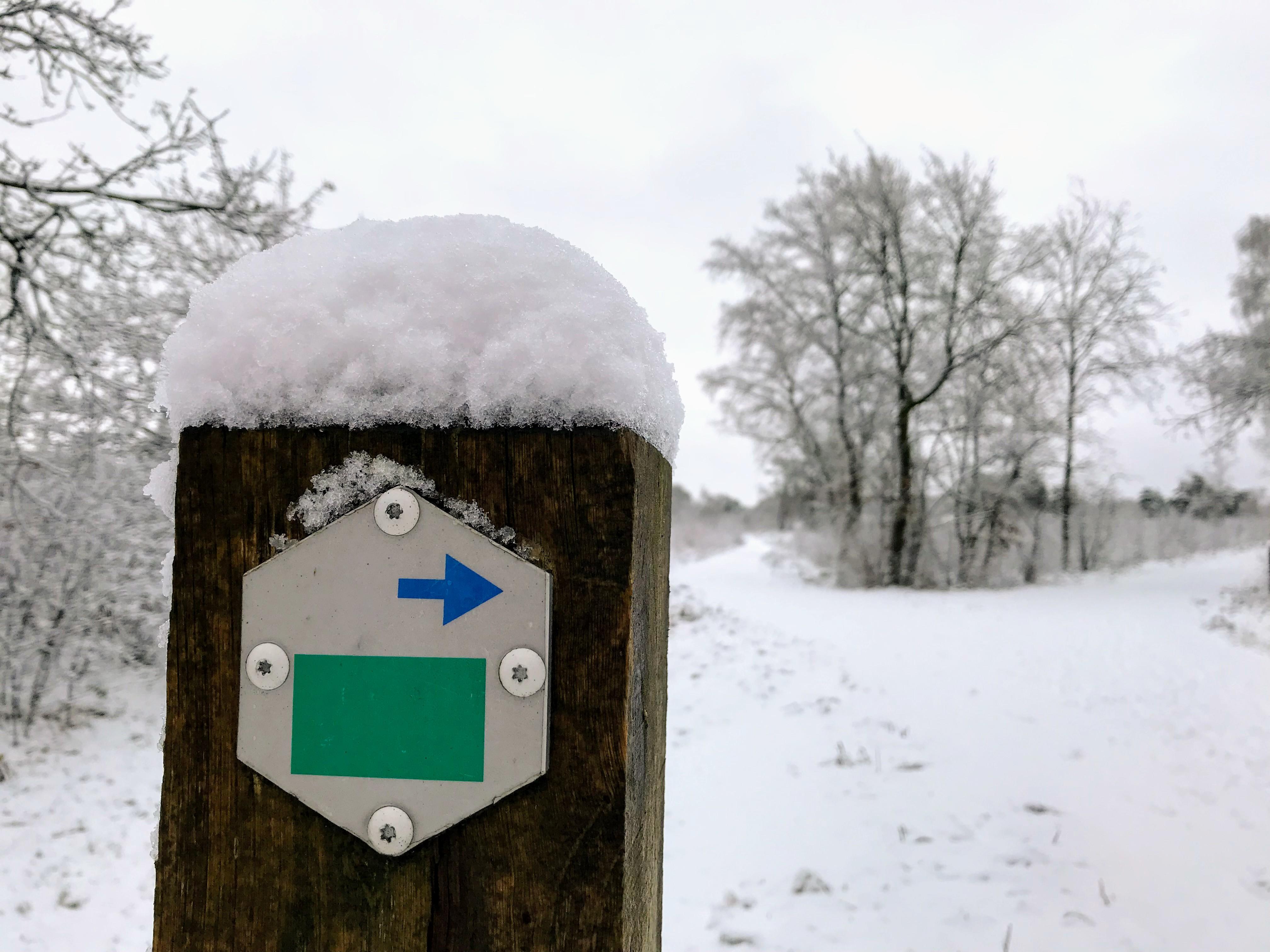 De Teut groene wandeling
