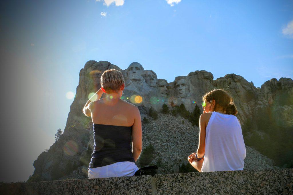 Waar ligt Mount Rushmore