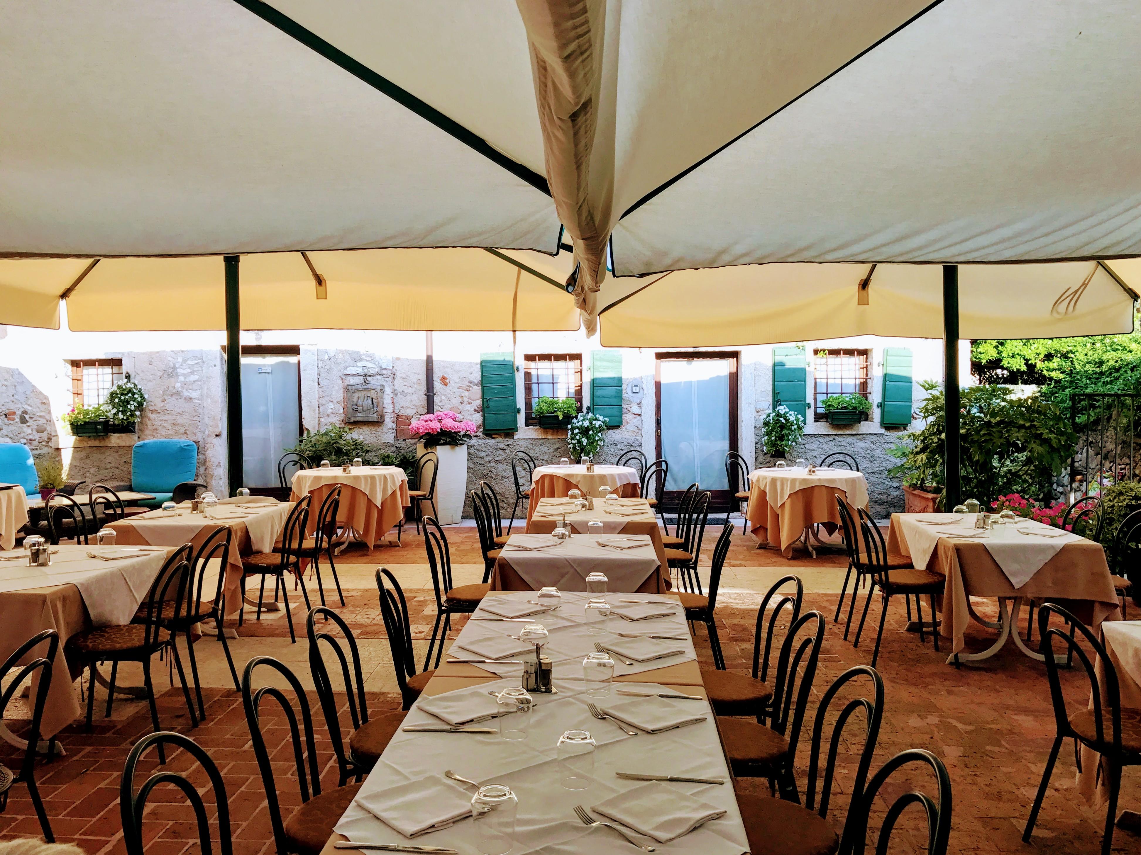 Authentieke restaurants aan het Gardameer