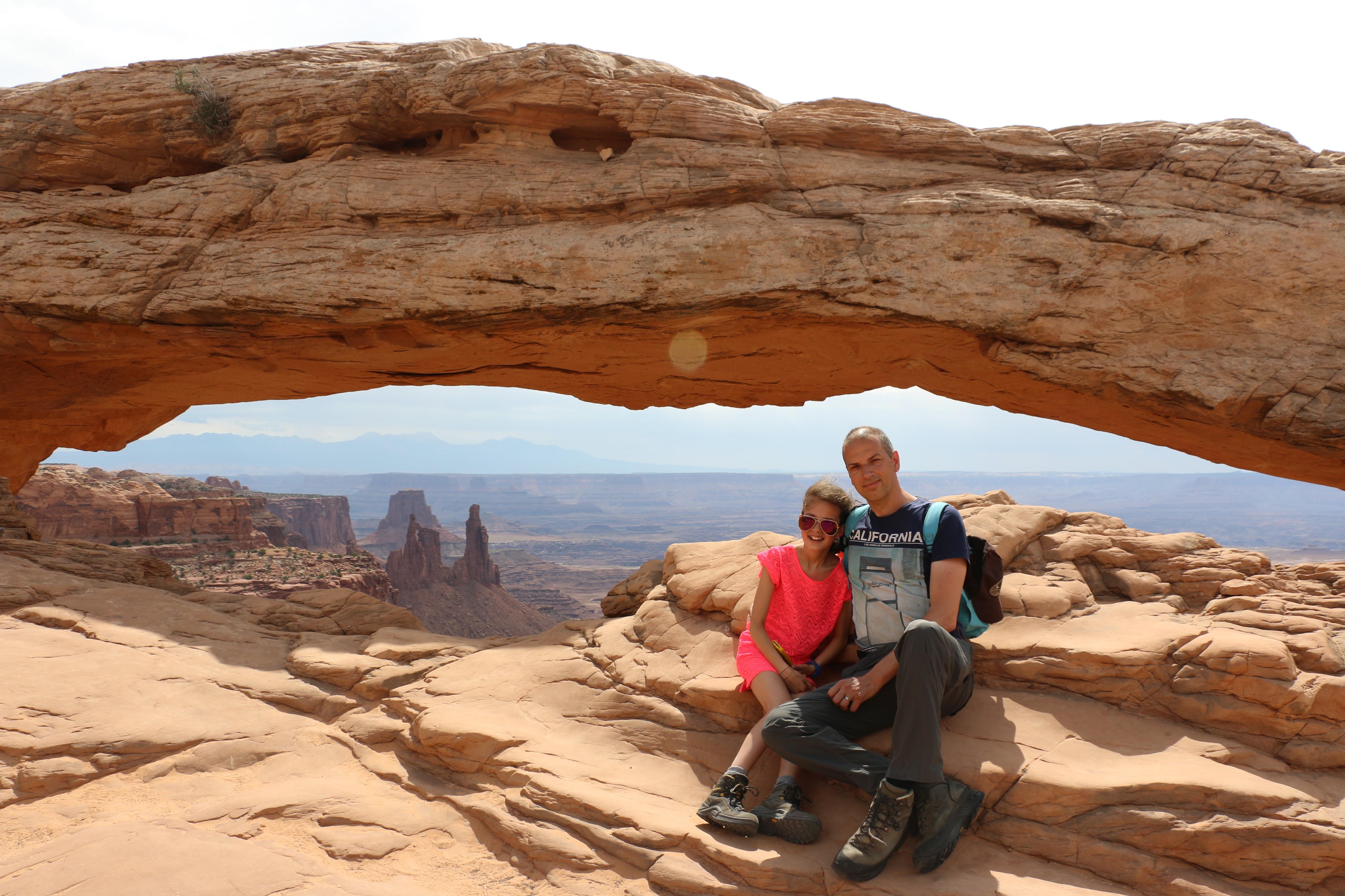 Mesa Arch bezoeken