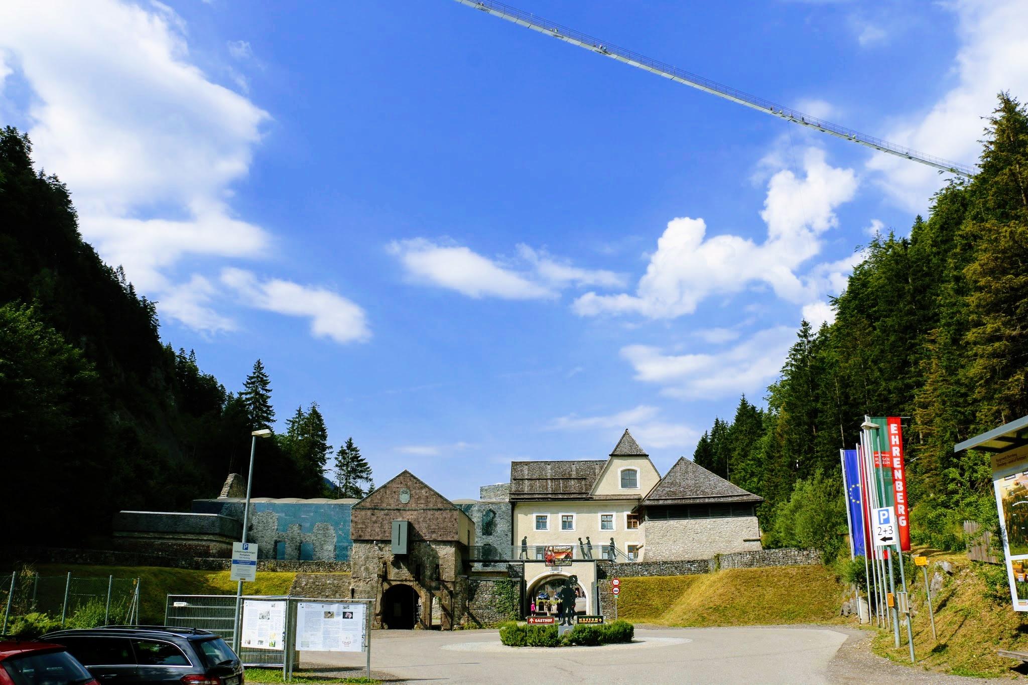 Ehrenberg | Burgenwelt Ehrenberg in Reutte / Tirol
