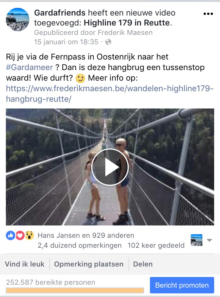Influencers België