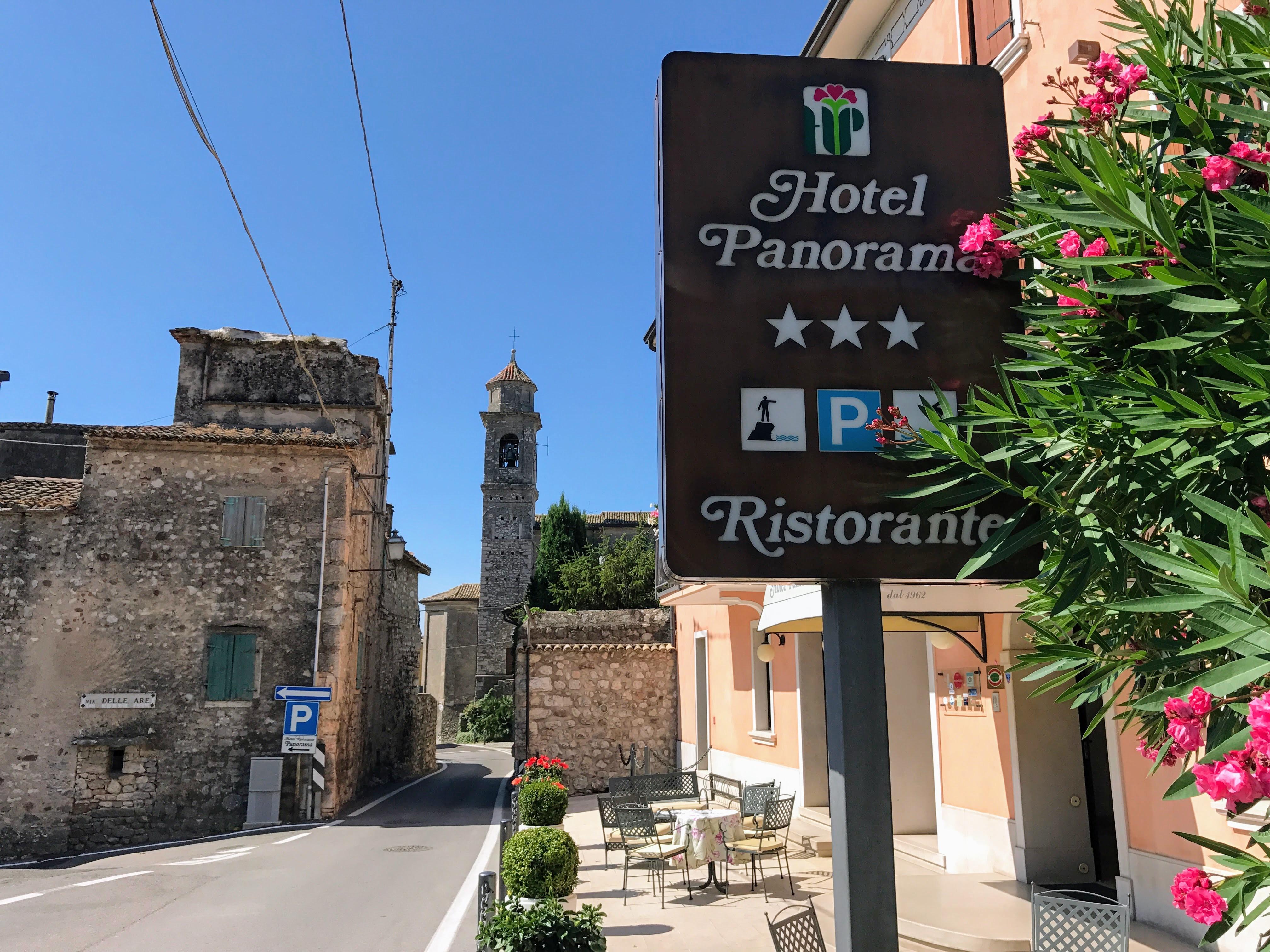 Hotel Panorama Torri del Benaco Albisano