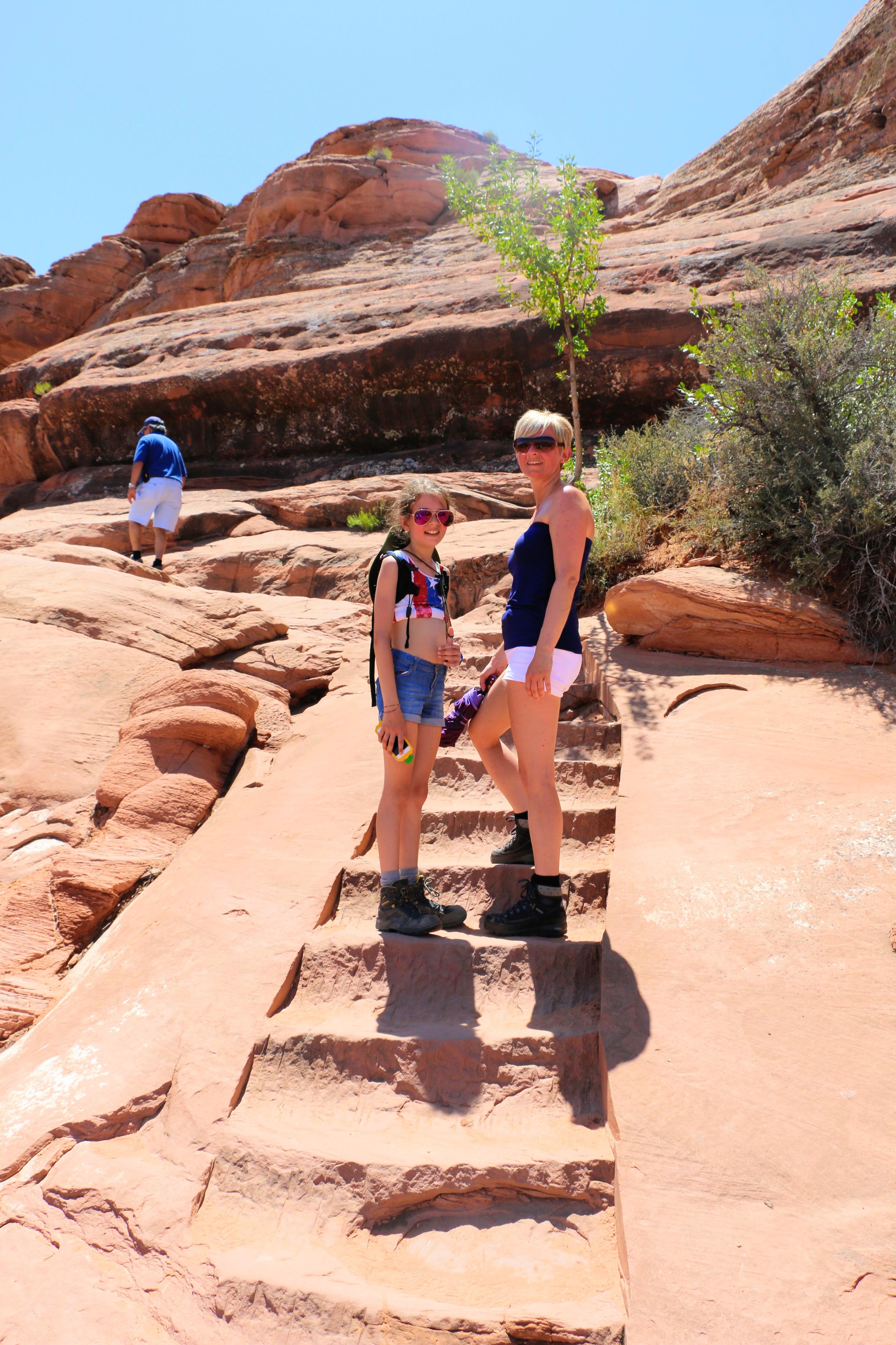 Wandelen in Utah