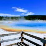 Sunset Lake – Yellowstone National Park