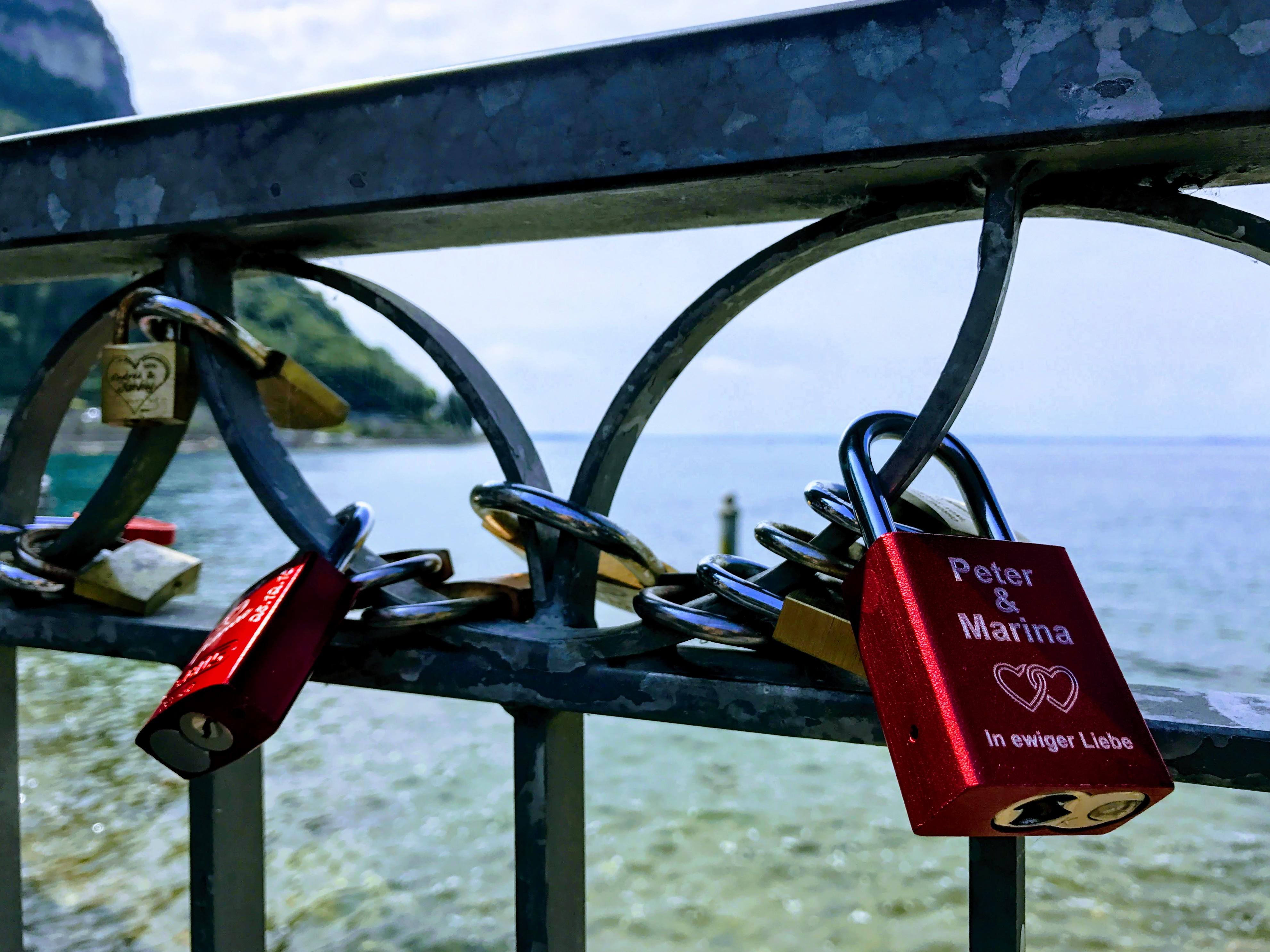 Slotjes brug liefde Garda