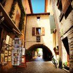 Het stadje Torri del Benaco in beeld