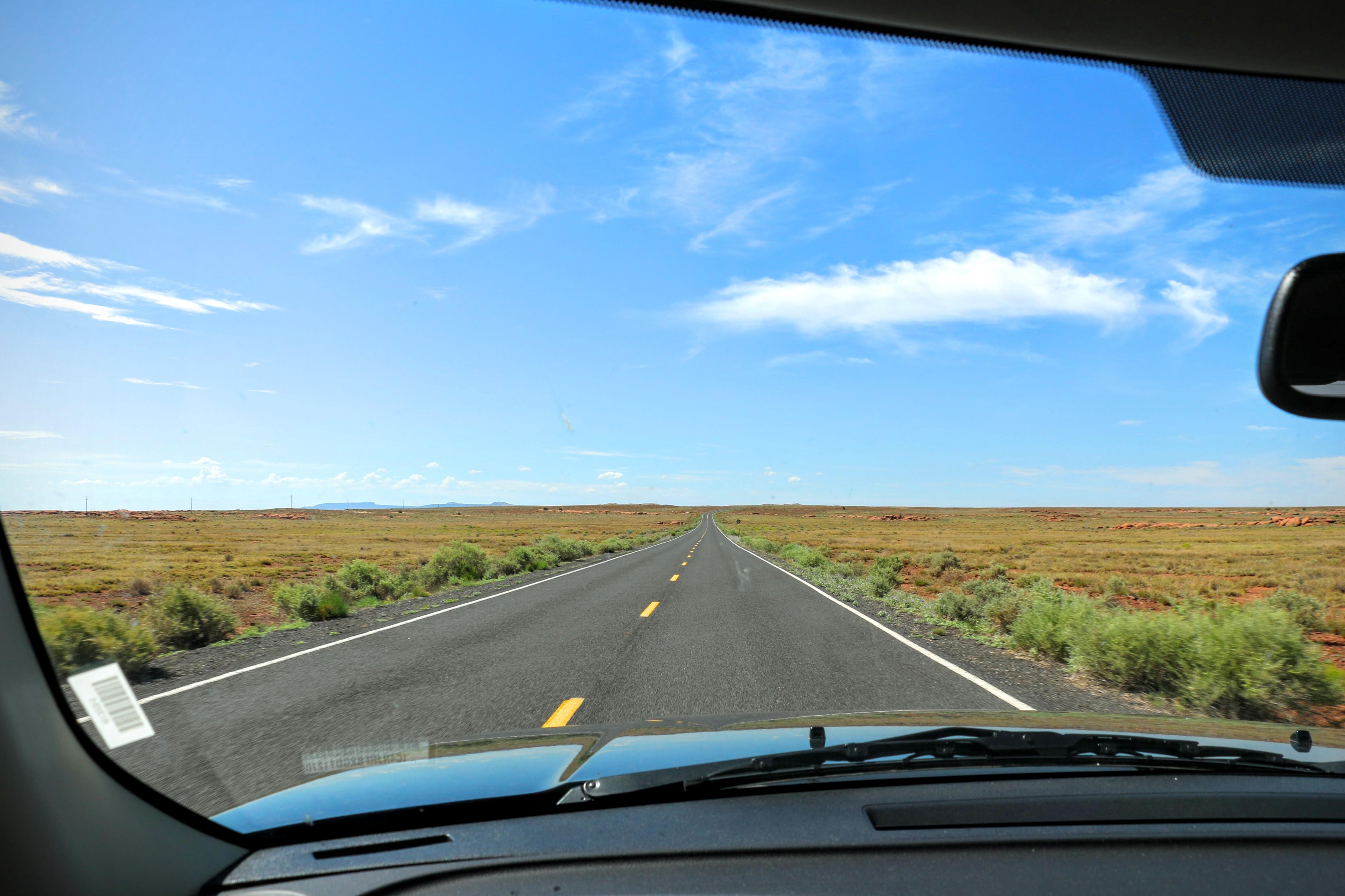Meteor Crater Road
