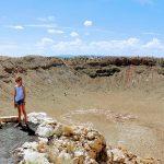 Meteor Crater Winslow, Arizona