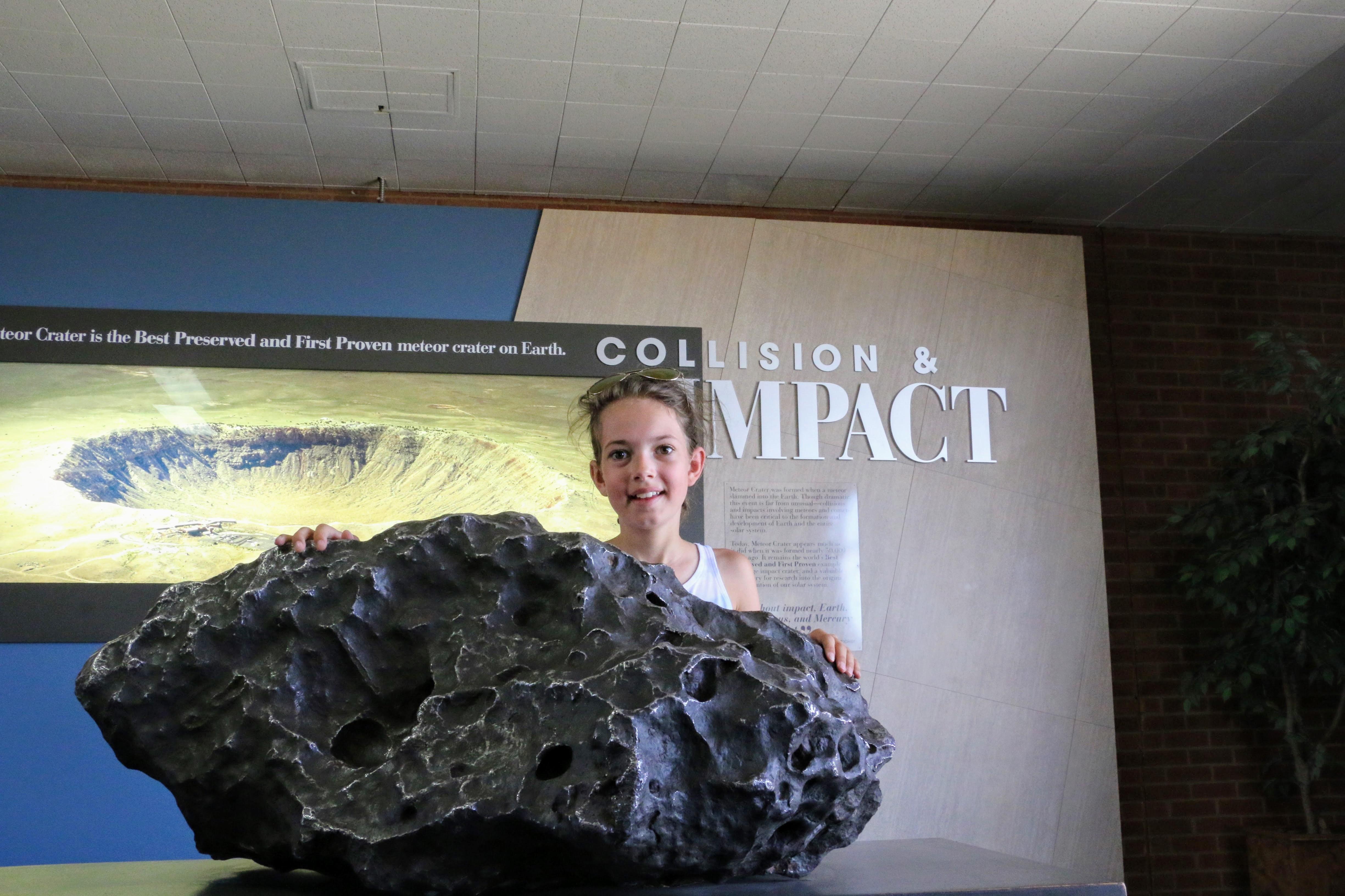 De grootste meteoriet