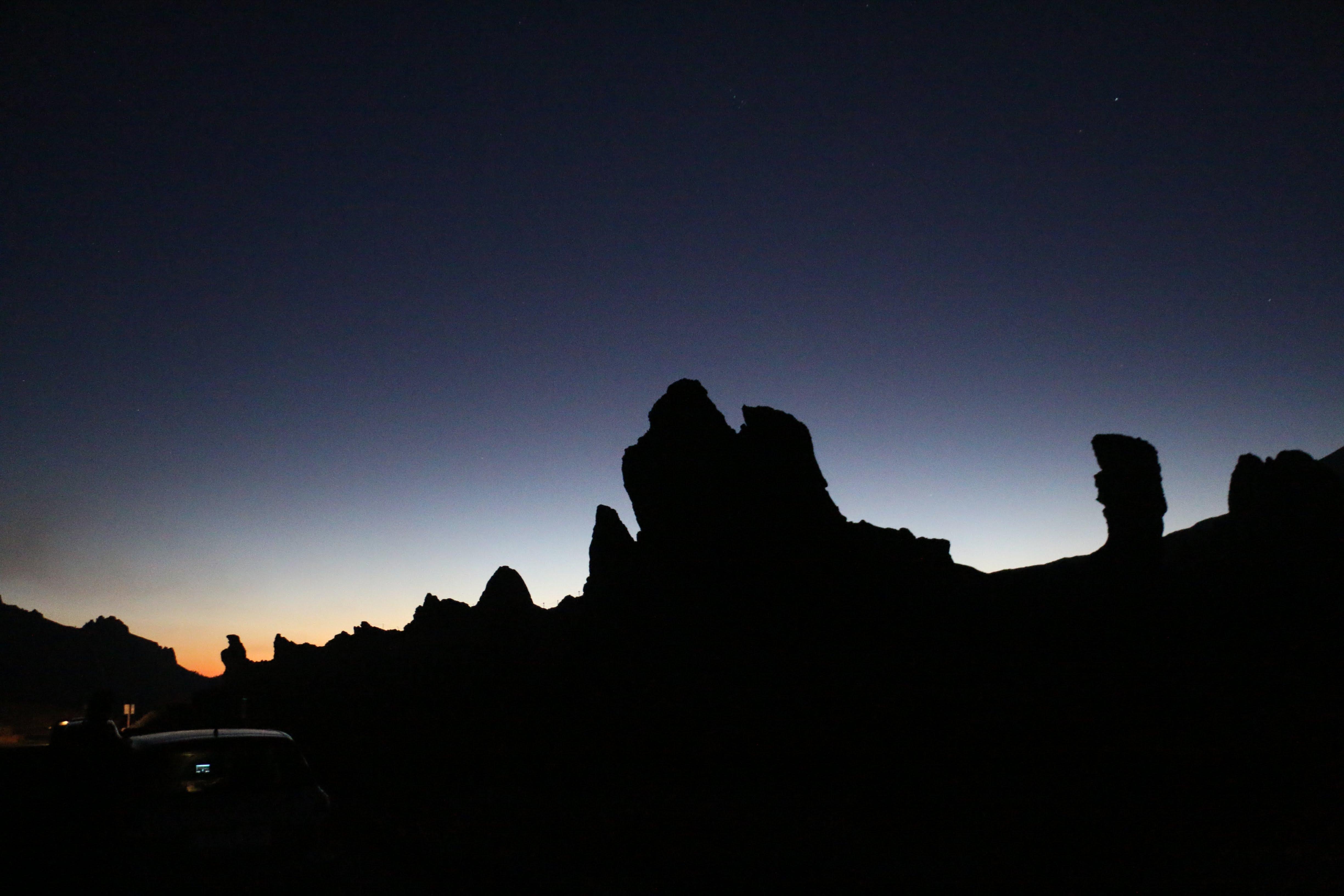 Roques de García 's nachts