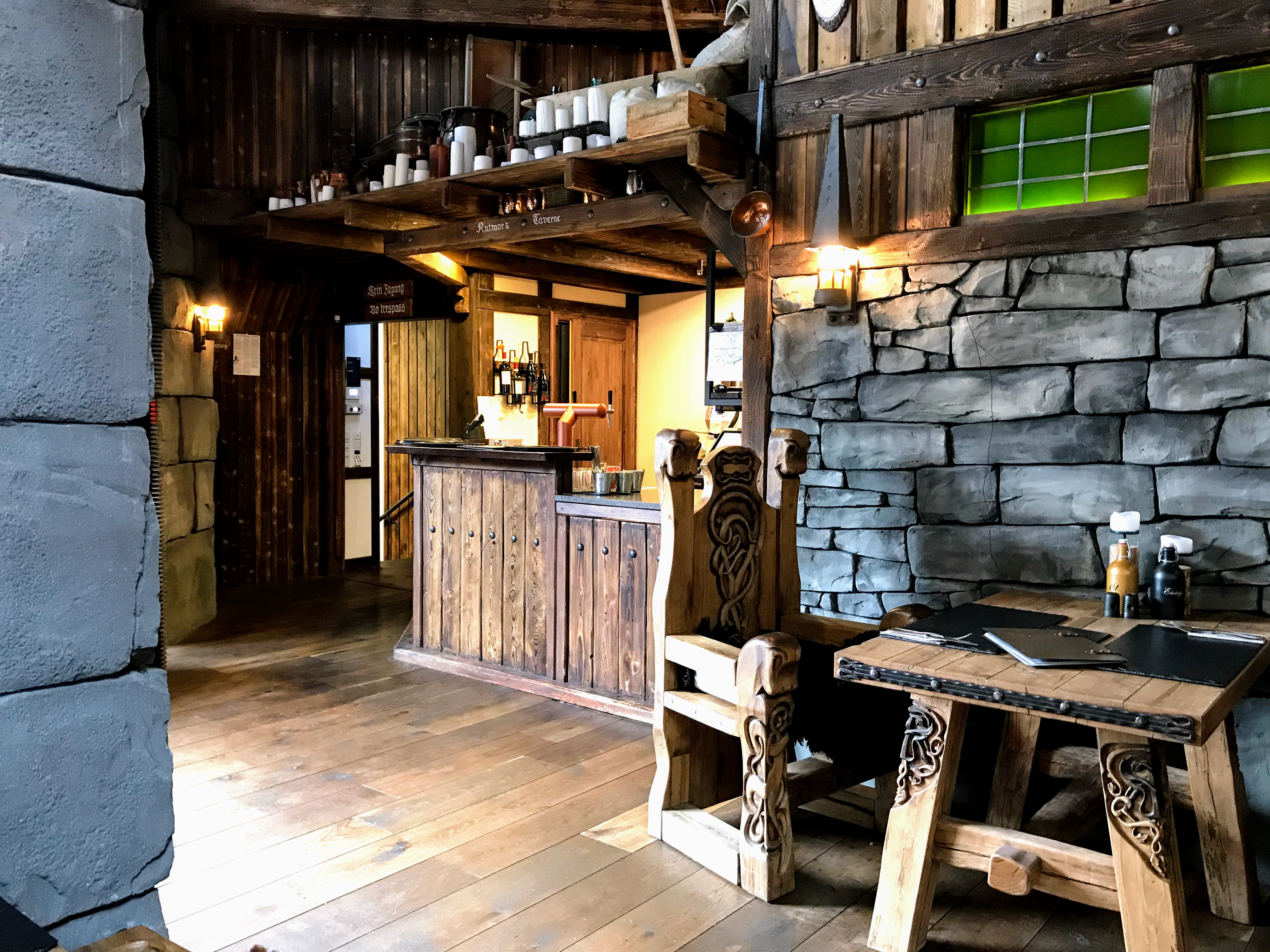 Inkom Rutmor's Taverne