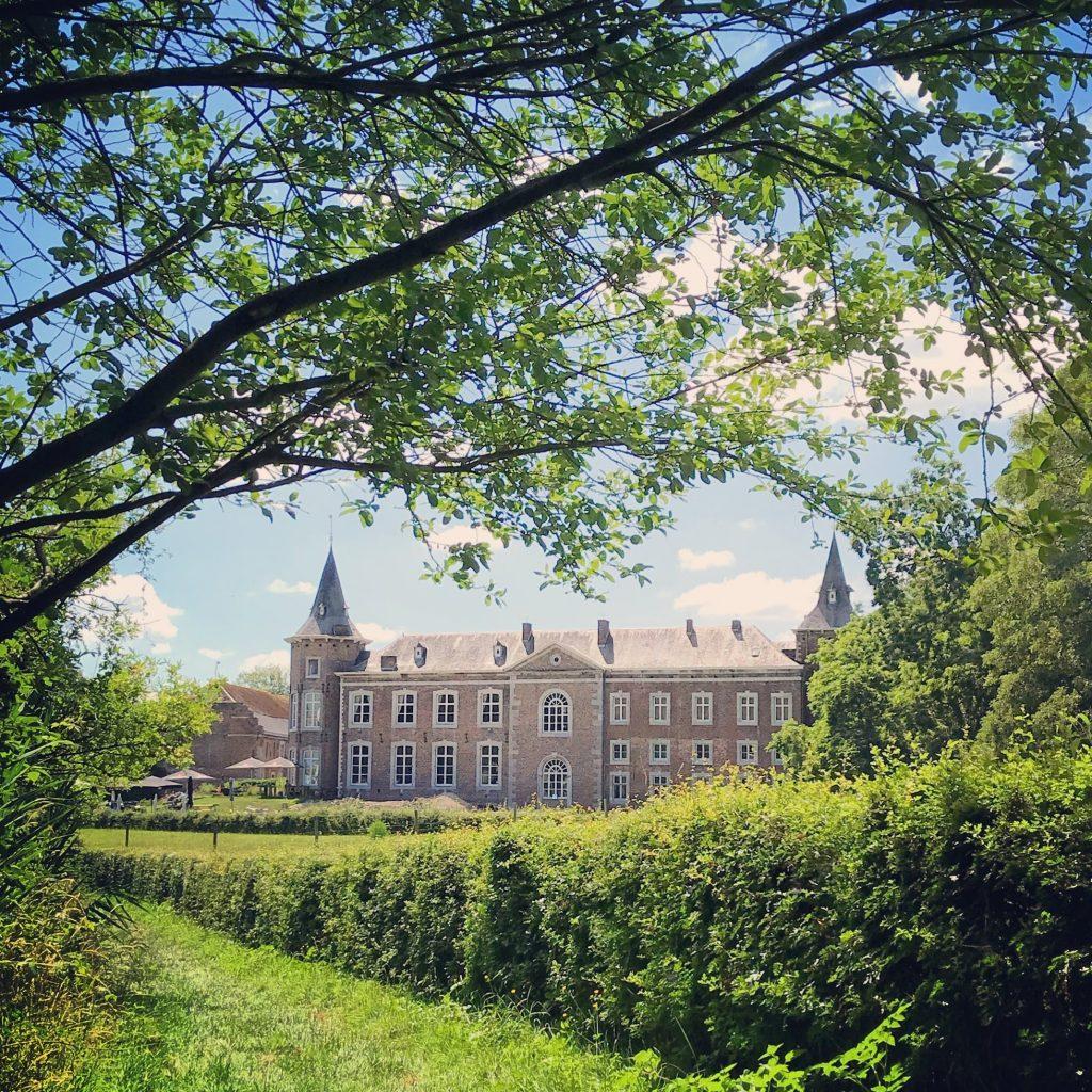 Het kasteel van Nieuwenhoven - de bruisende stilte