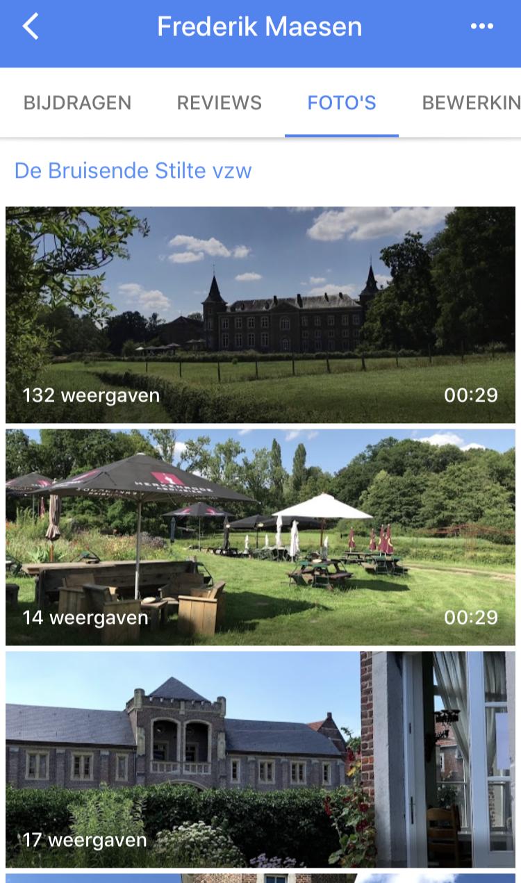 Video toevoegen aan Google Maps