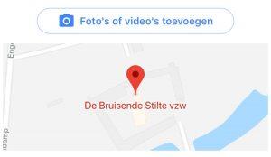 Foto's of video's toevoegen aan Google Maps
