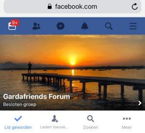 Gardafriends forum