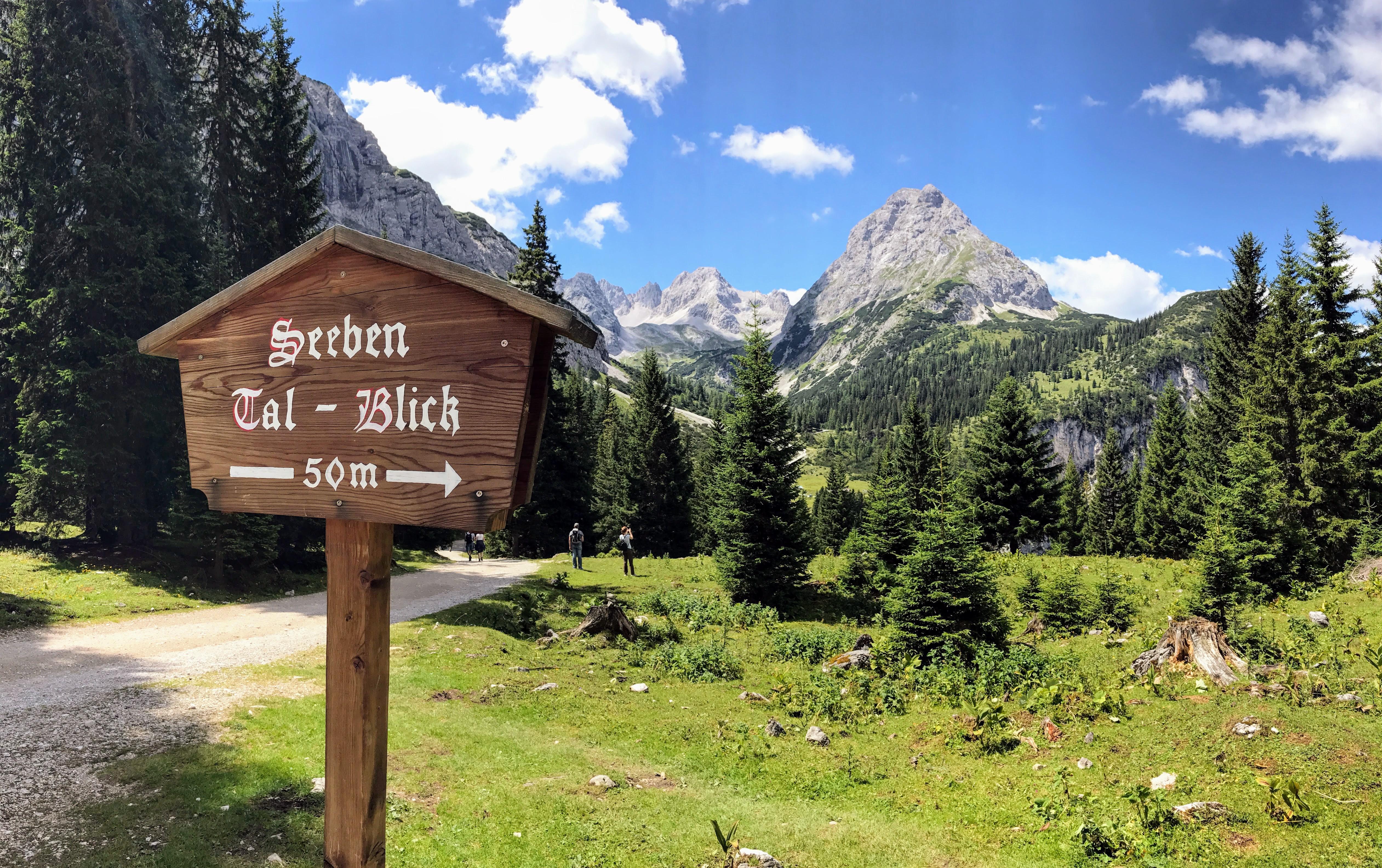 Seeben Blick
