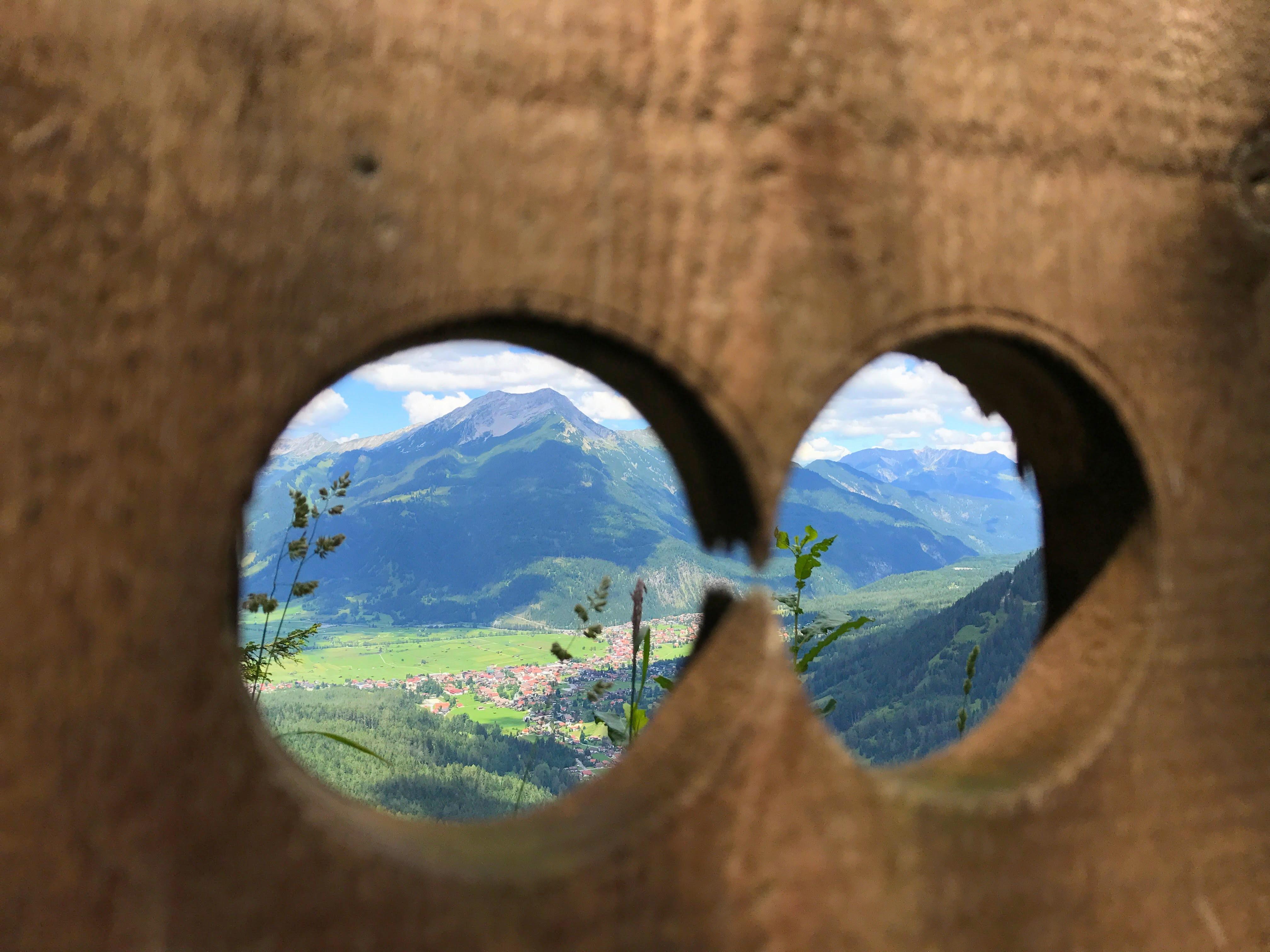 Seeben Tal Blick
