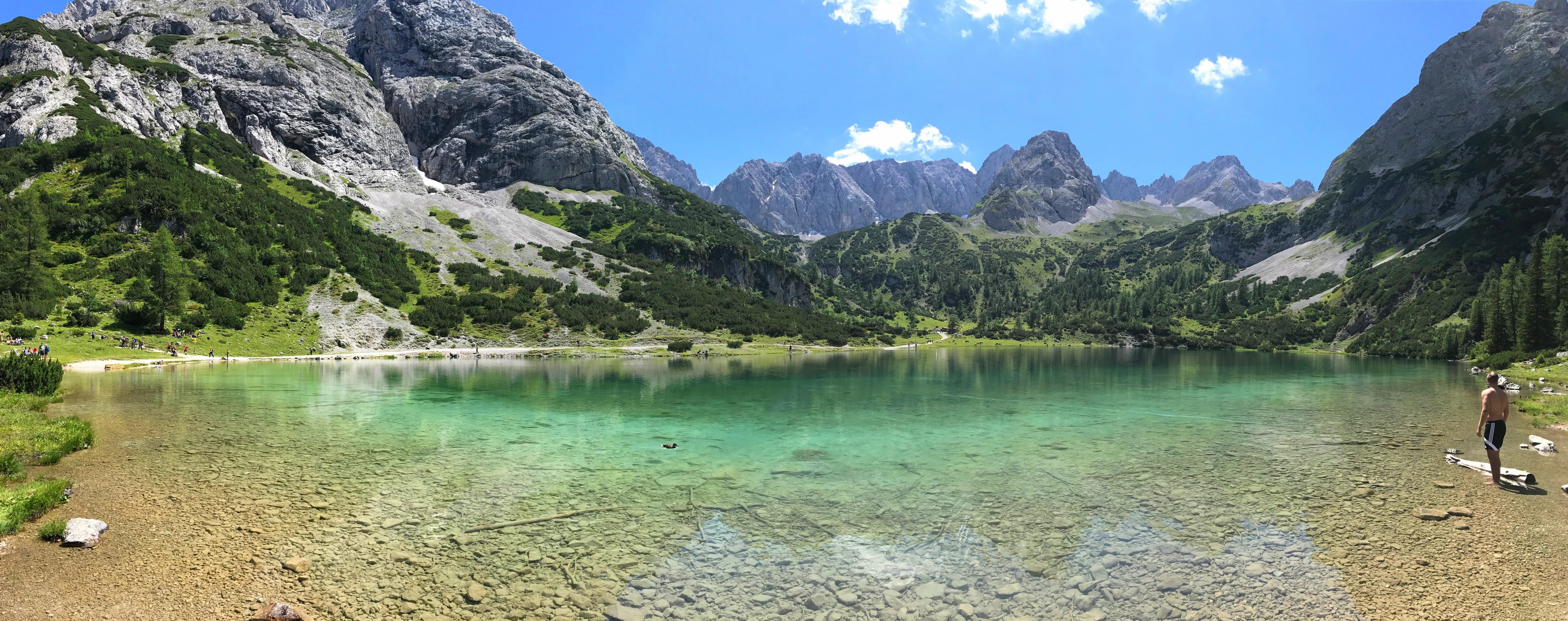 De Seebensee in Tirol