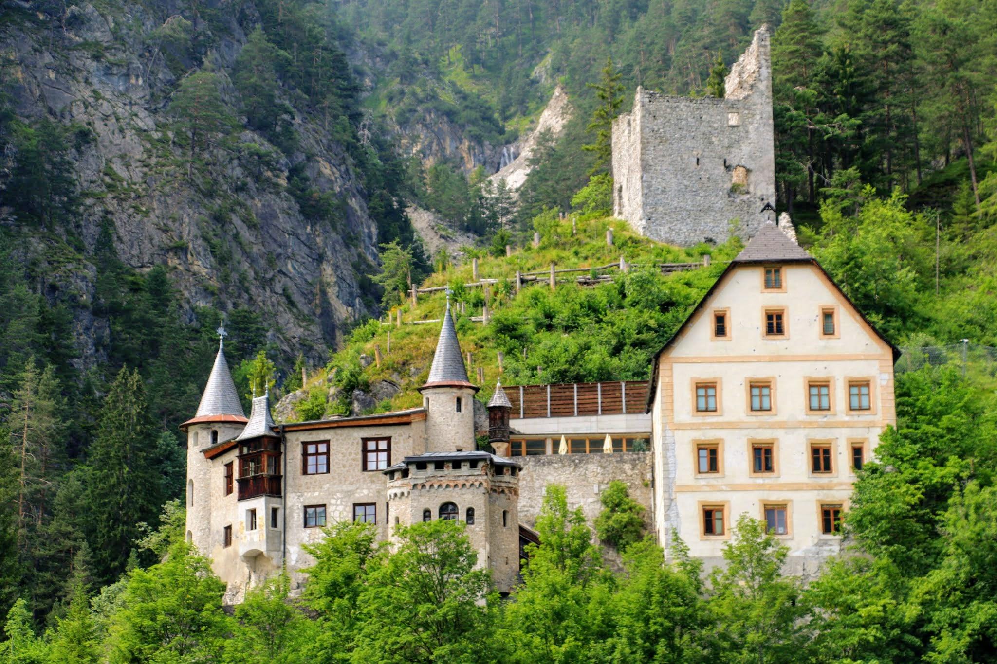 Hotel Schloss Fernsteinsee Naturresort