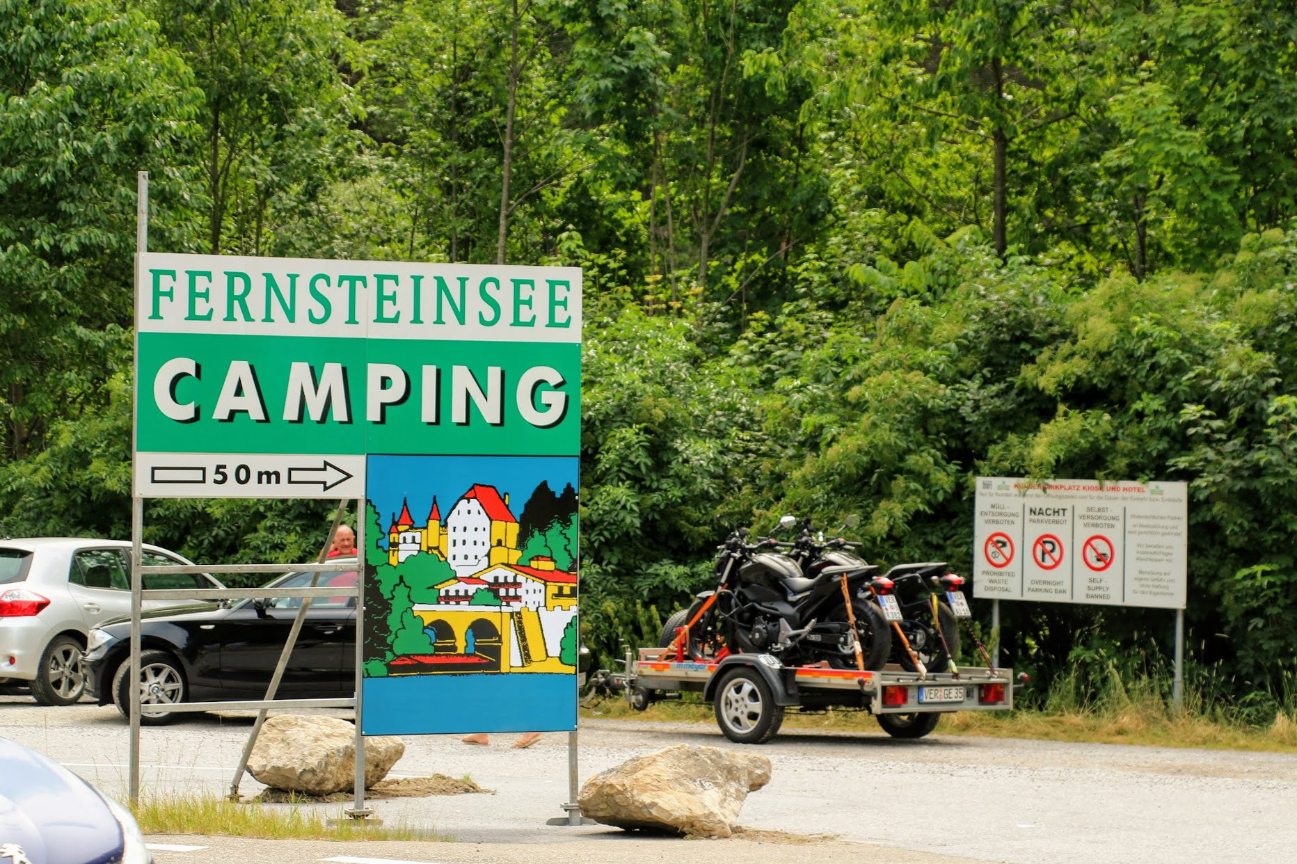 Camping Fernsteinsee Fernpass
