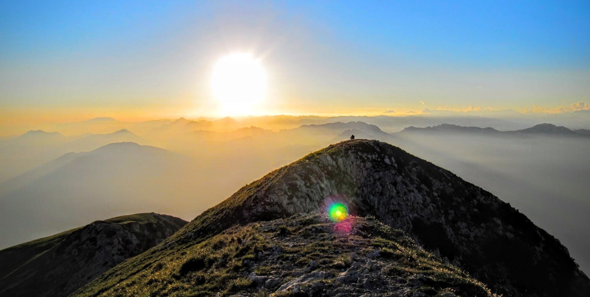 Mooiste locatie Zonsondergang Gardameer