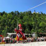 Ritterspiele Ehrenberg in Reutte – Tirol