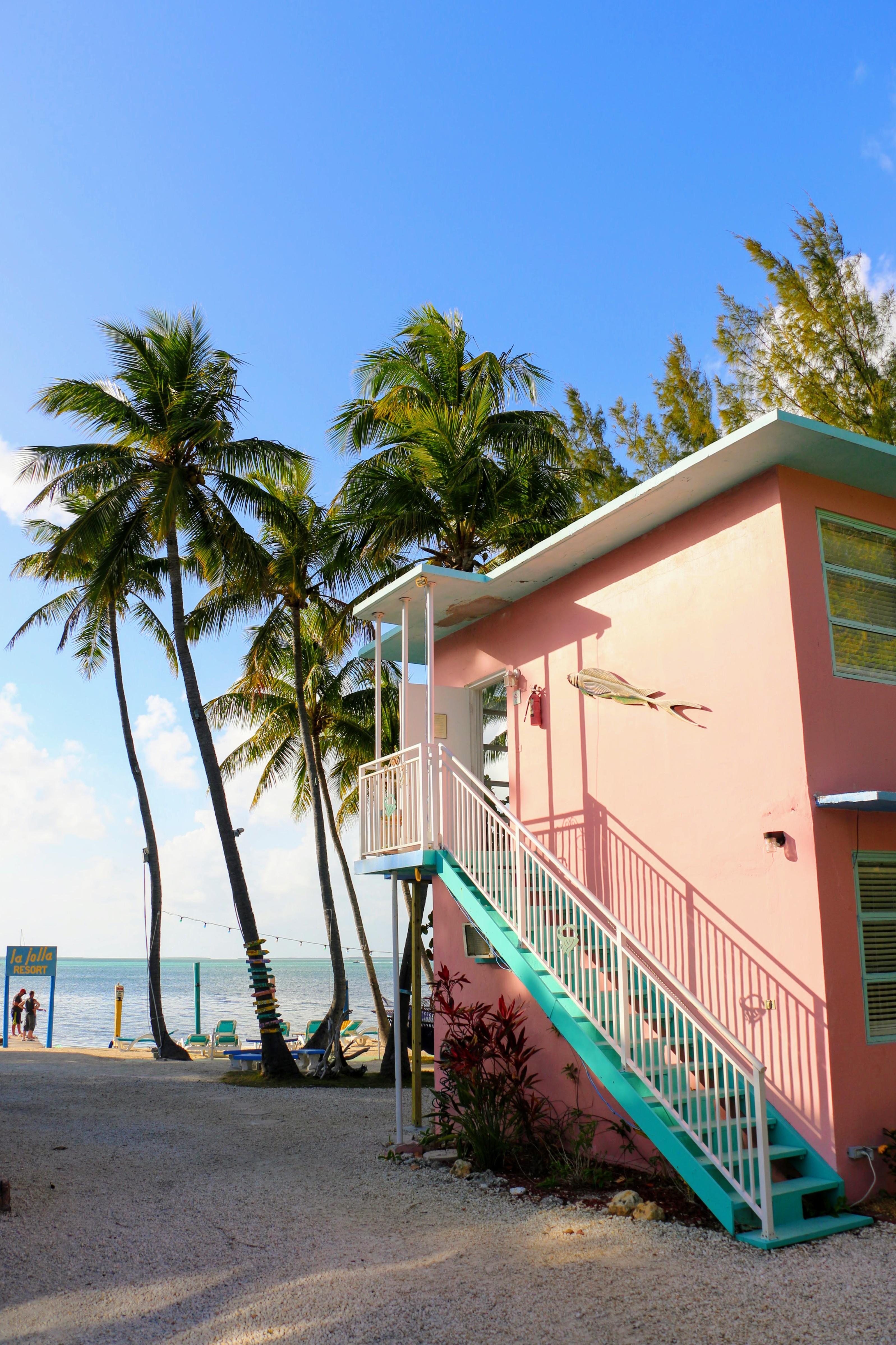 Florida - Islamorada hotel aan het strand