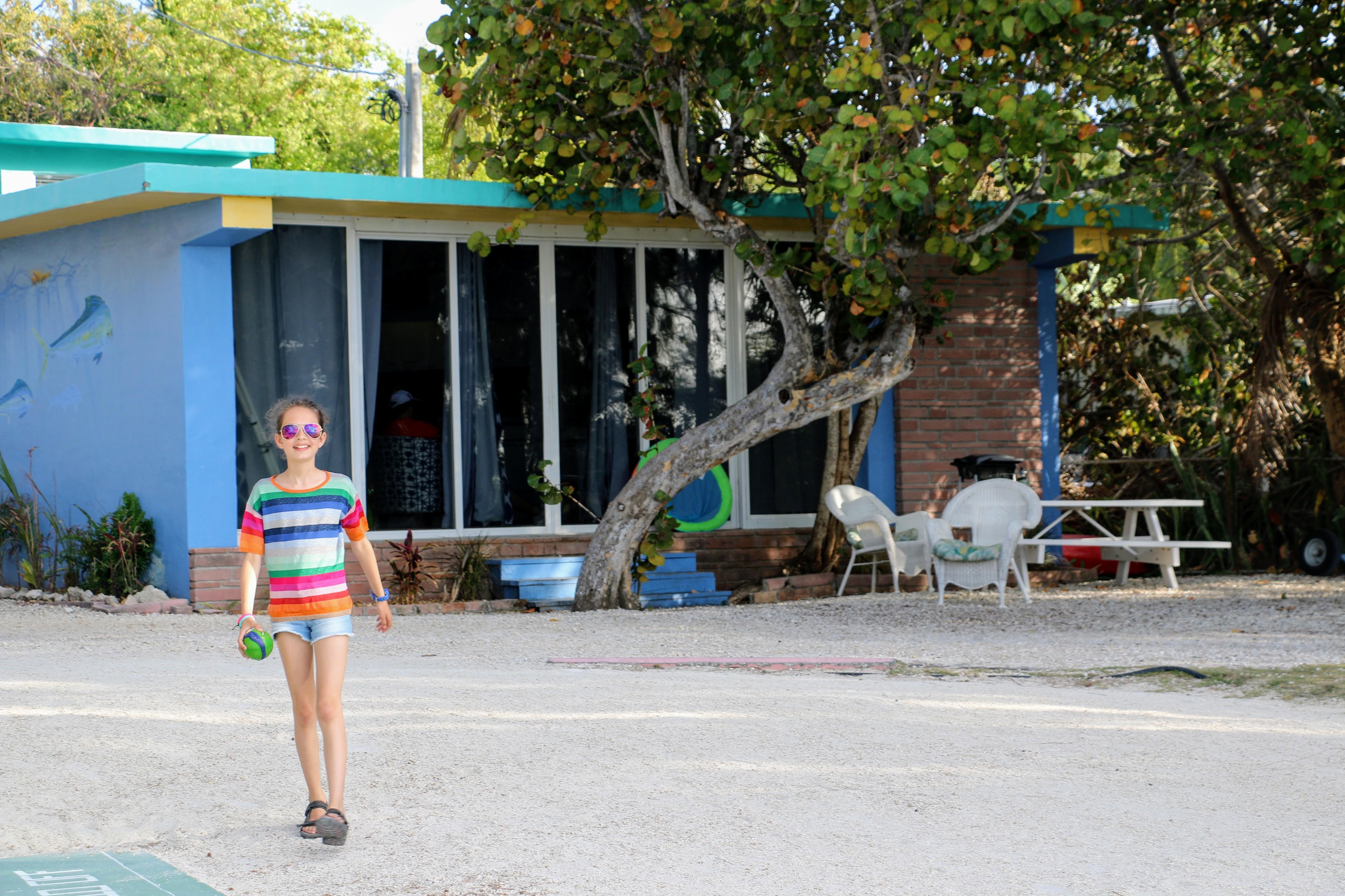 Florida Islamorada Retro hotel jaren 60