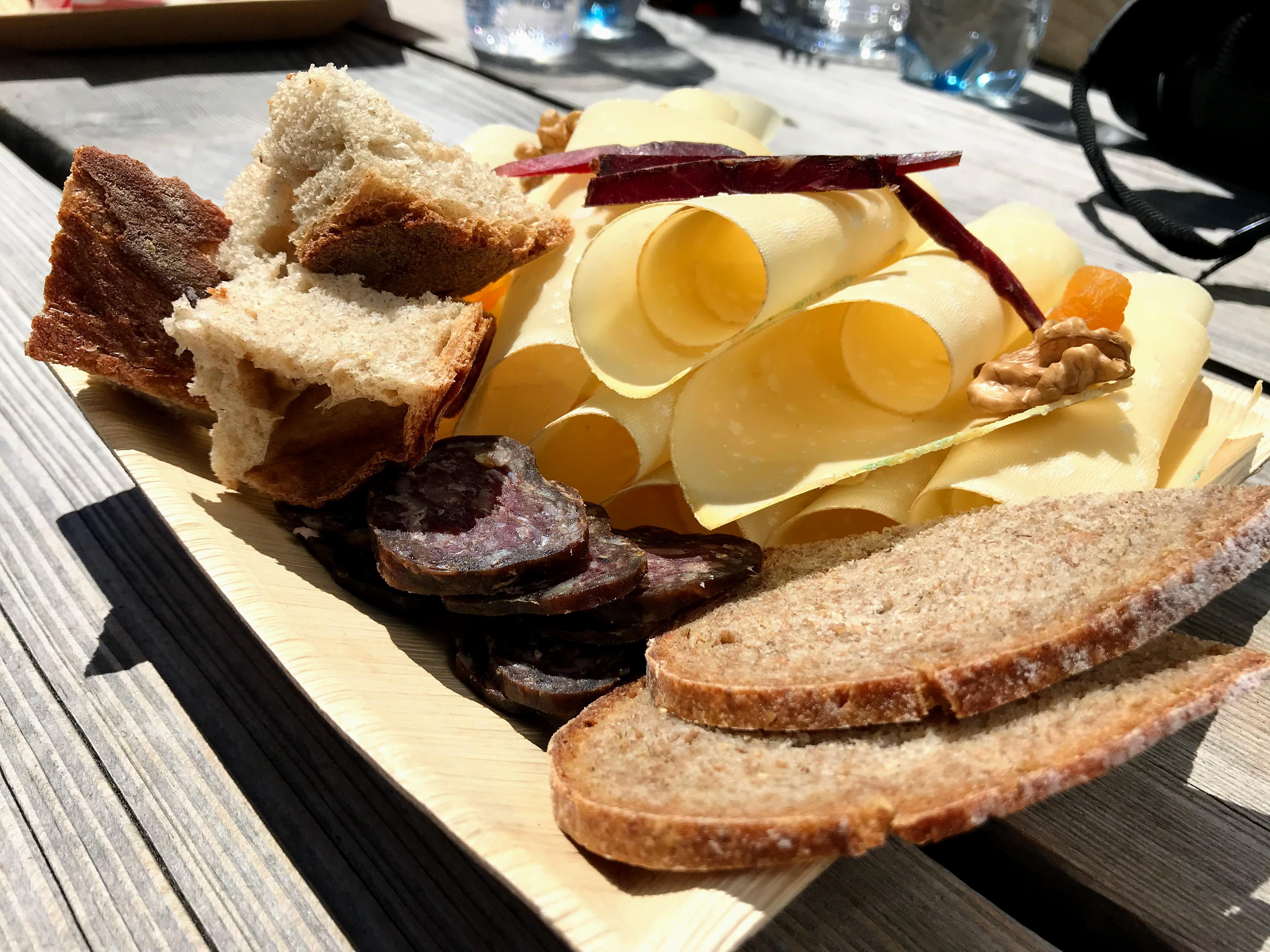 Zwitserse delicatessen