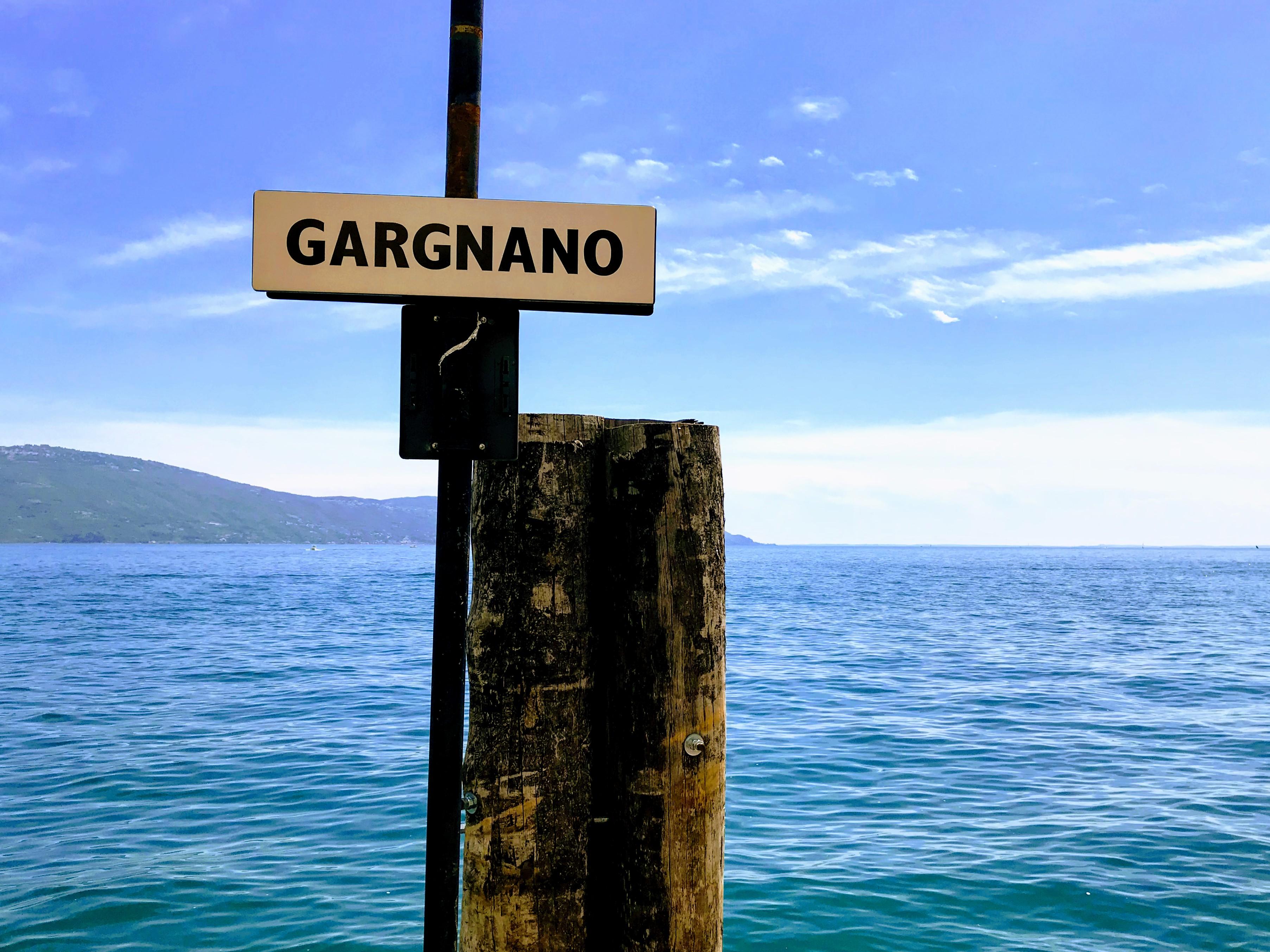 Gargnano Gardameer
