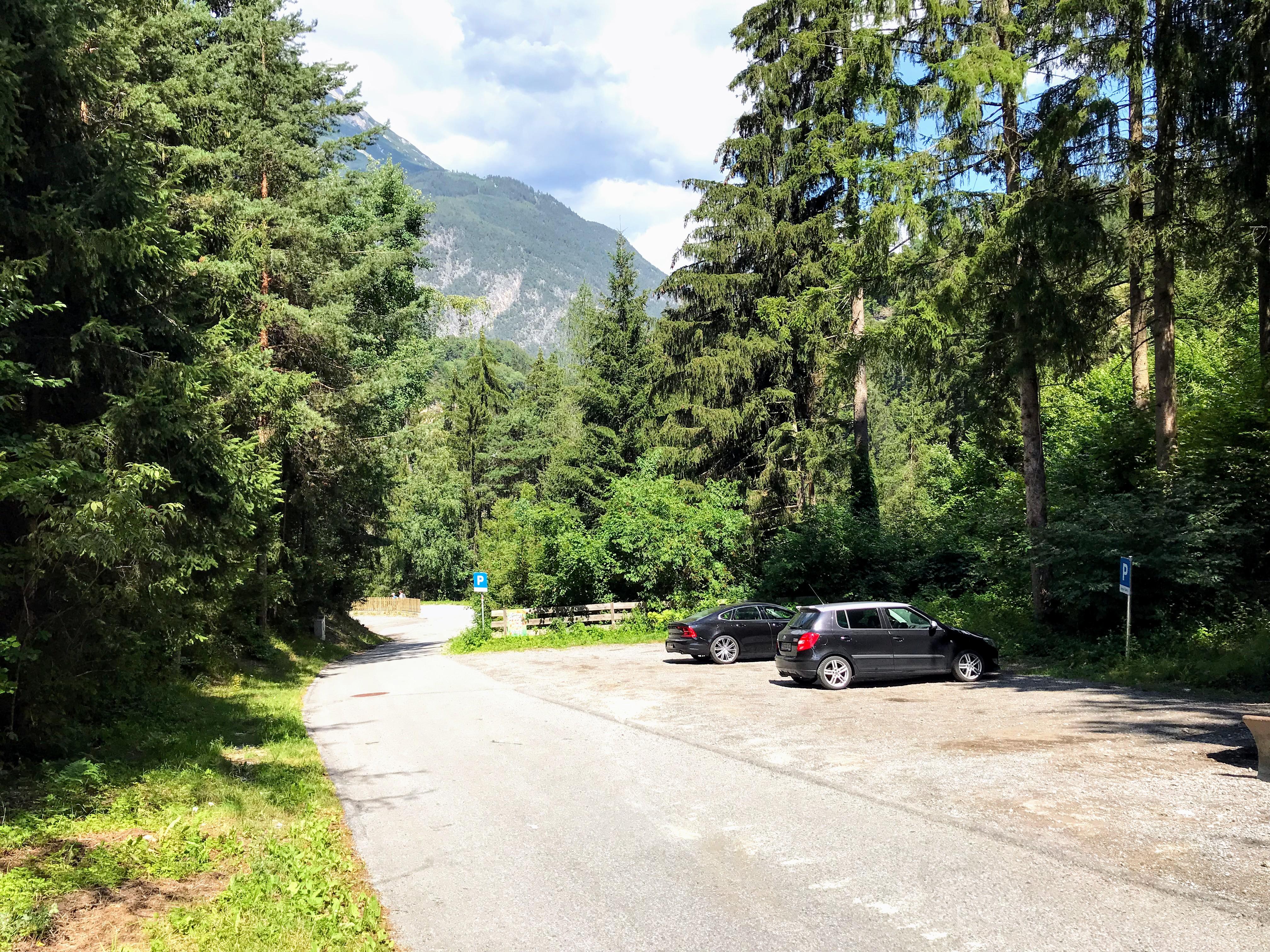 Parking Benni Raich-Brücke